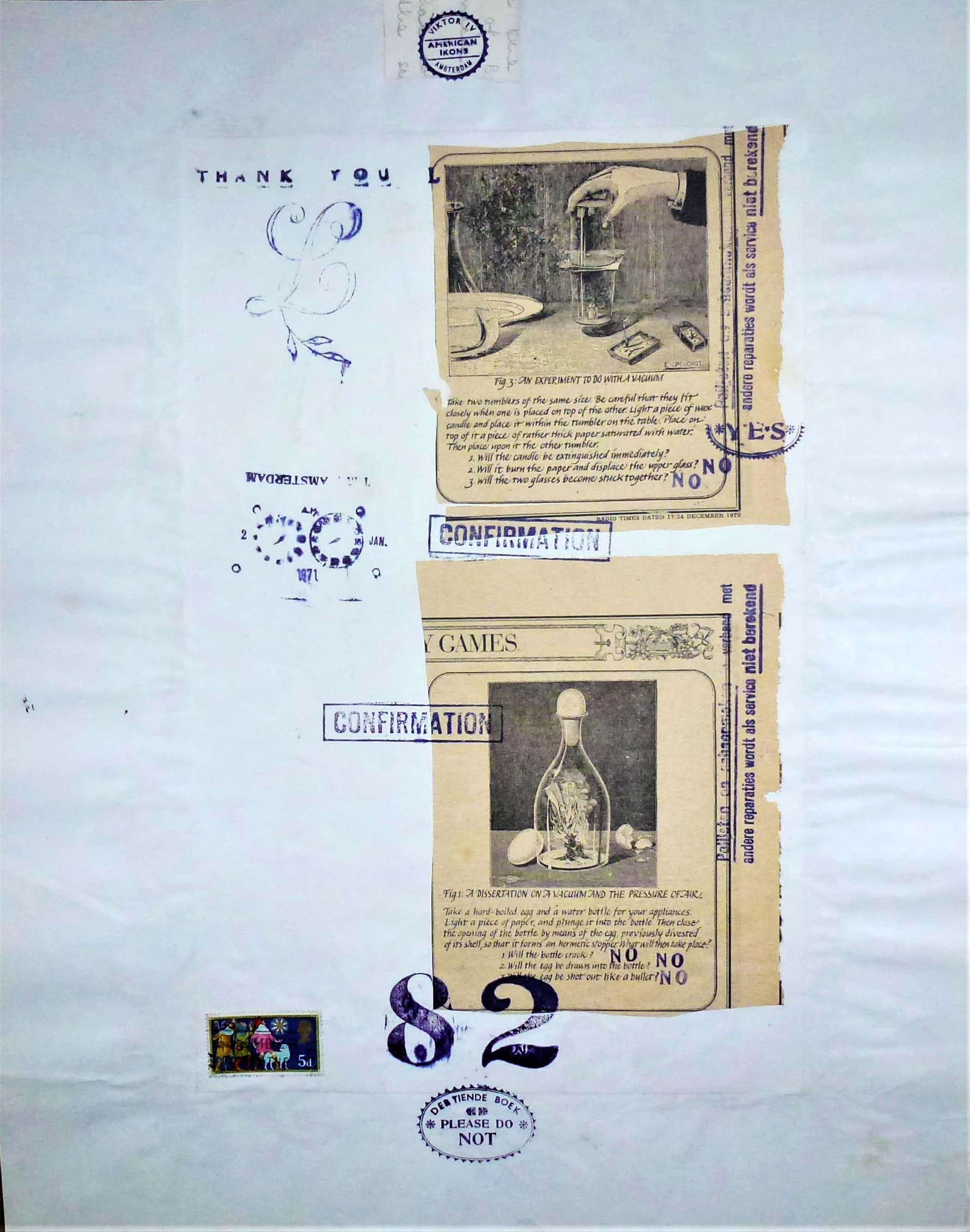 Viktor IV - American Ikons Amsterdam Confirmation . kopen? Bied vanaf 150!