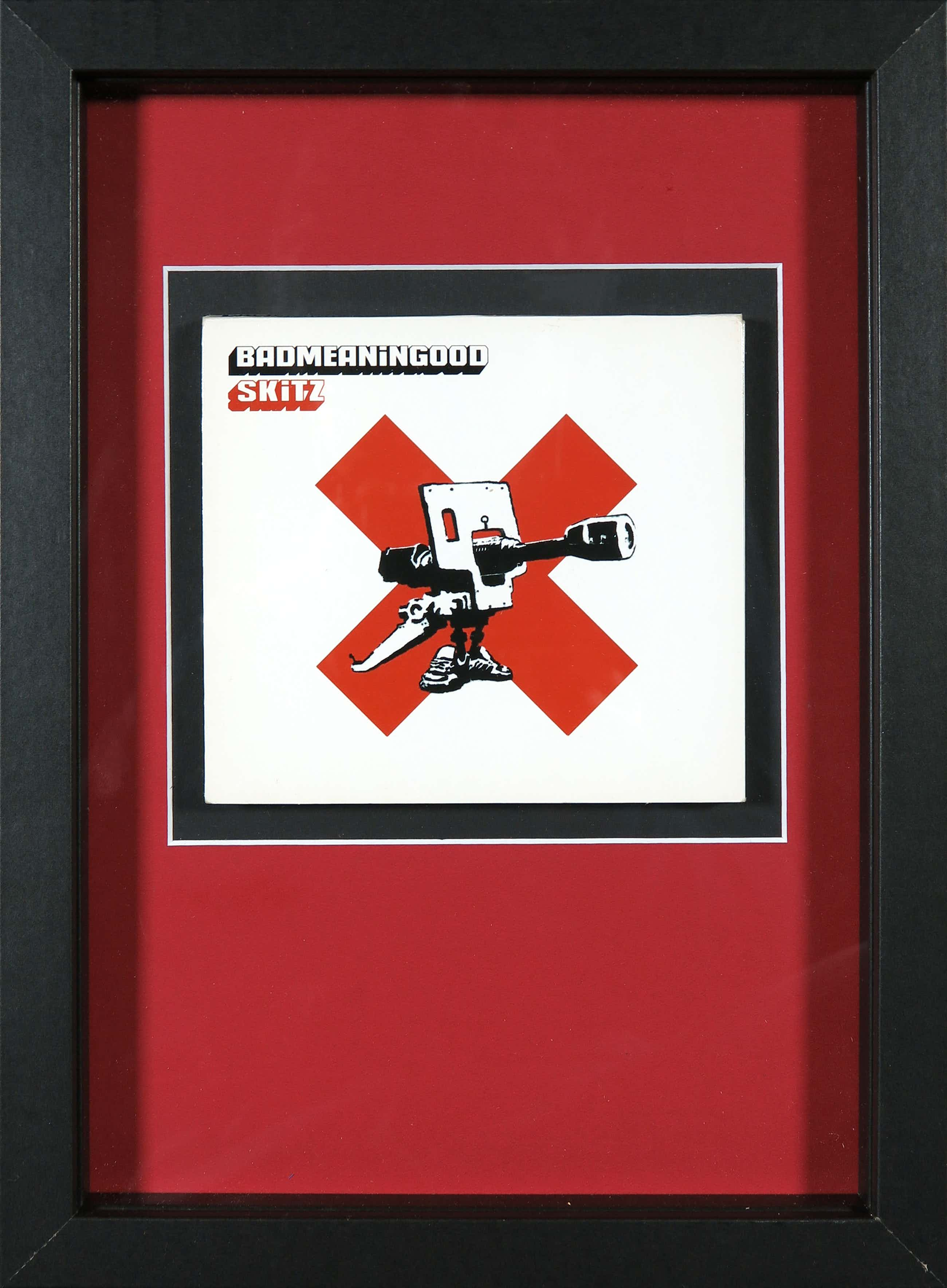 Banksy - Skitz - Badmeaninggood Vol. 1 (CD) kopen? Bied vanaf 100!