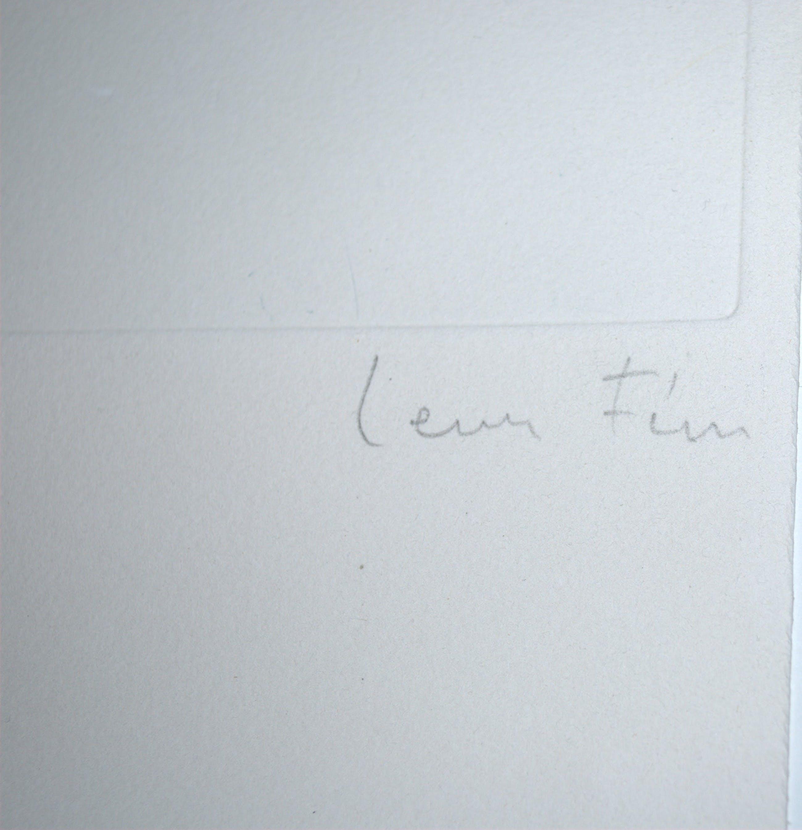 Sam Drukker - LITHO naakt >extra> ETS door Leonor FINI kopen? Bied vanaf 75!