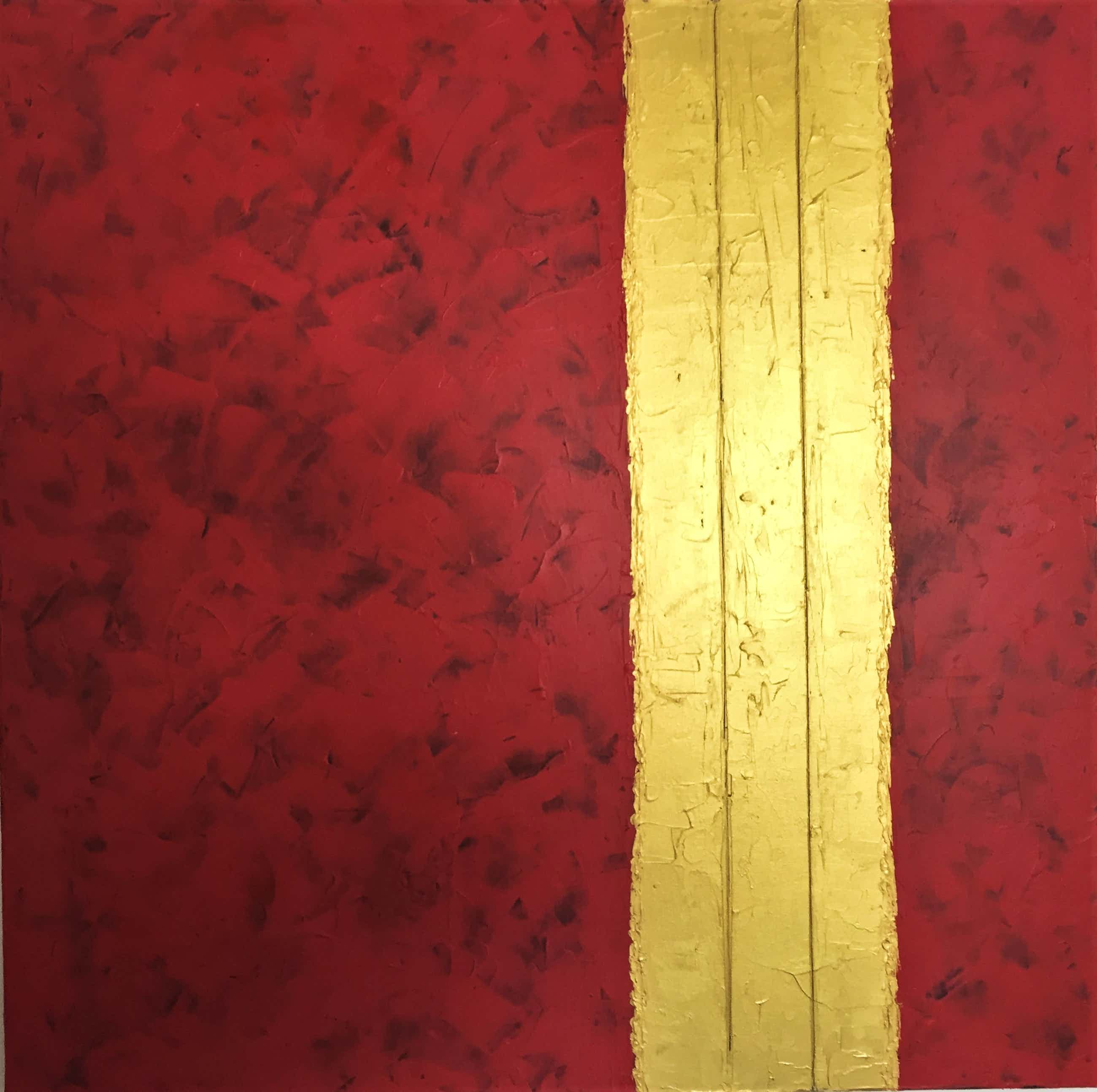 John Foppen - Symphony in Gold + RD. ...... # K 04. XL. Groot kopen? Bied vanaf 169!