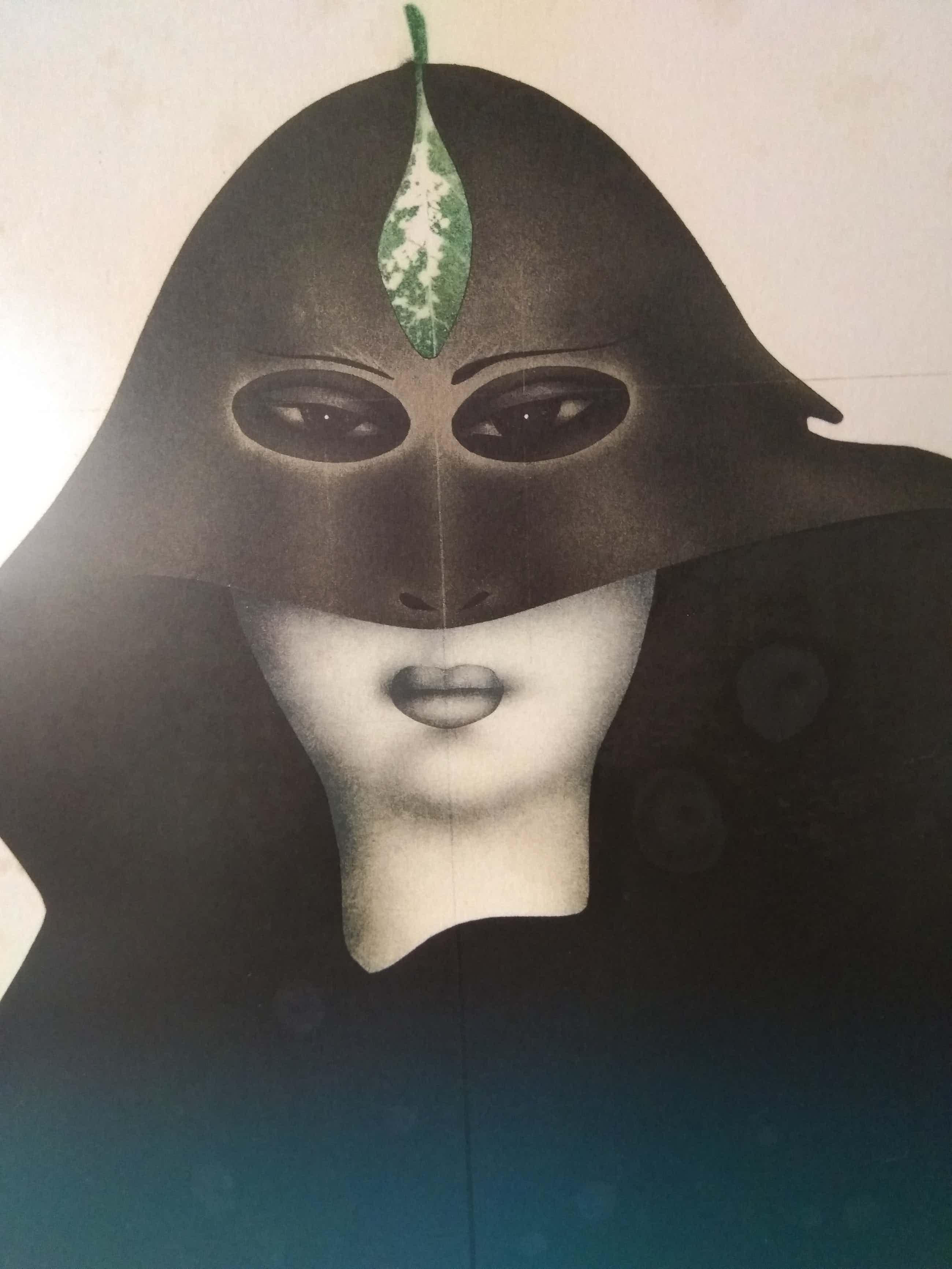 Paul Wunderlich - Têtes des Femmes (serie van 3, Beatrice, Diane, Héloïse) kopen? Bied vanaf 40!