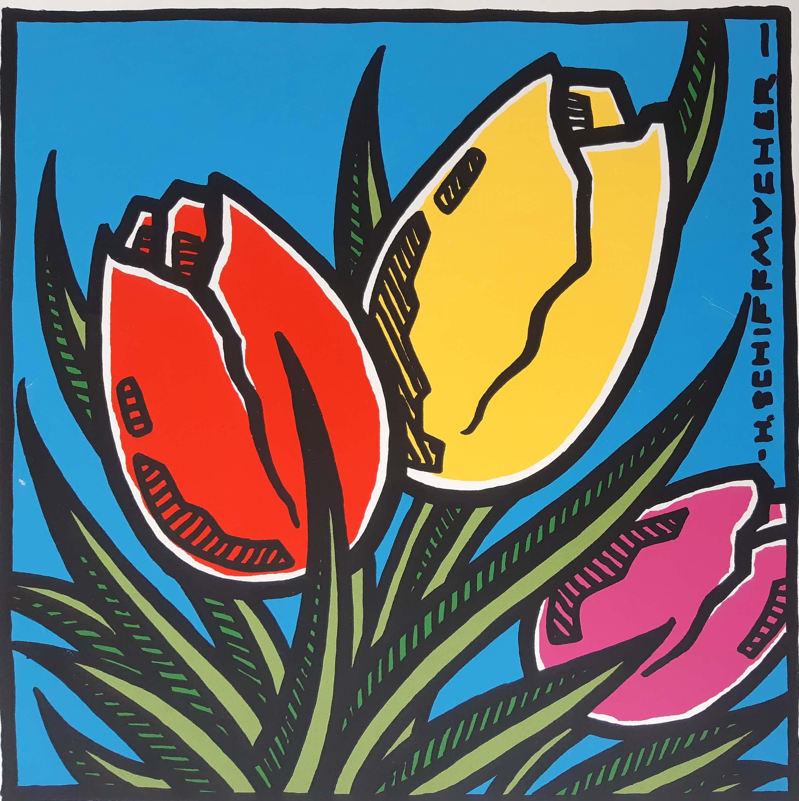 Henk Schiffmacher - Tulpen kopen? Bied vanaf 80!