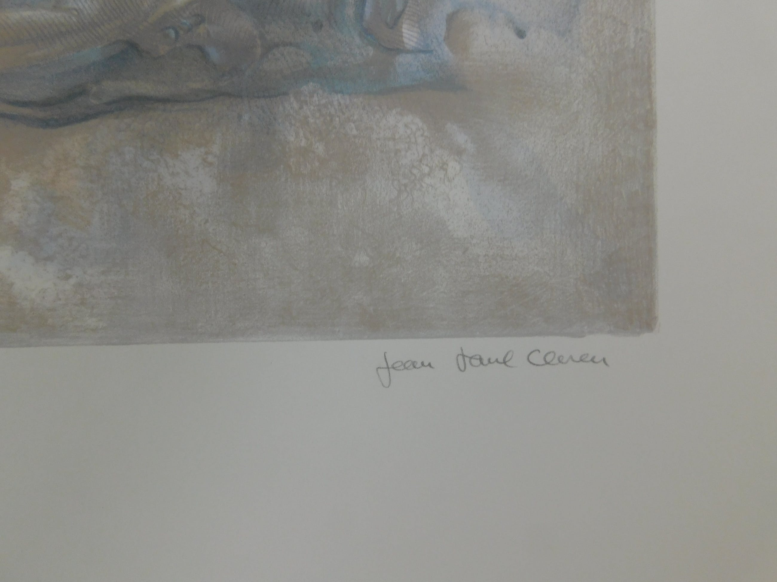 Jean-Paul Cleren - Le visage gris kopen? Bied vanaf 15!