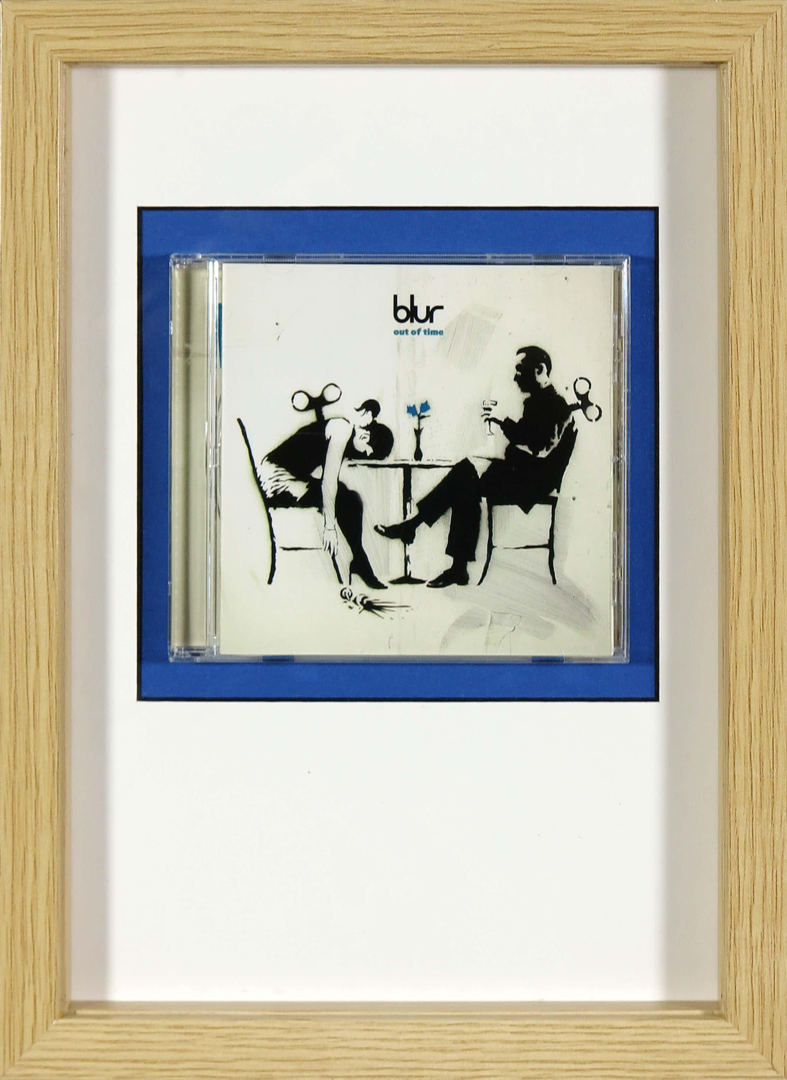 Banksy - Blur - Out of Time (CD) kopen? Bied vanaf 65!