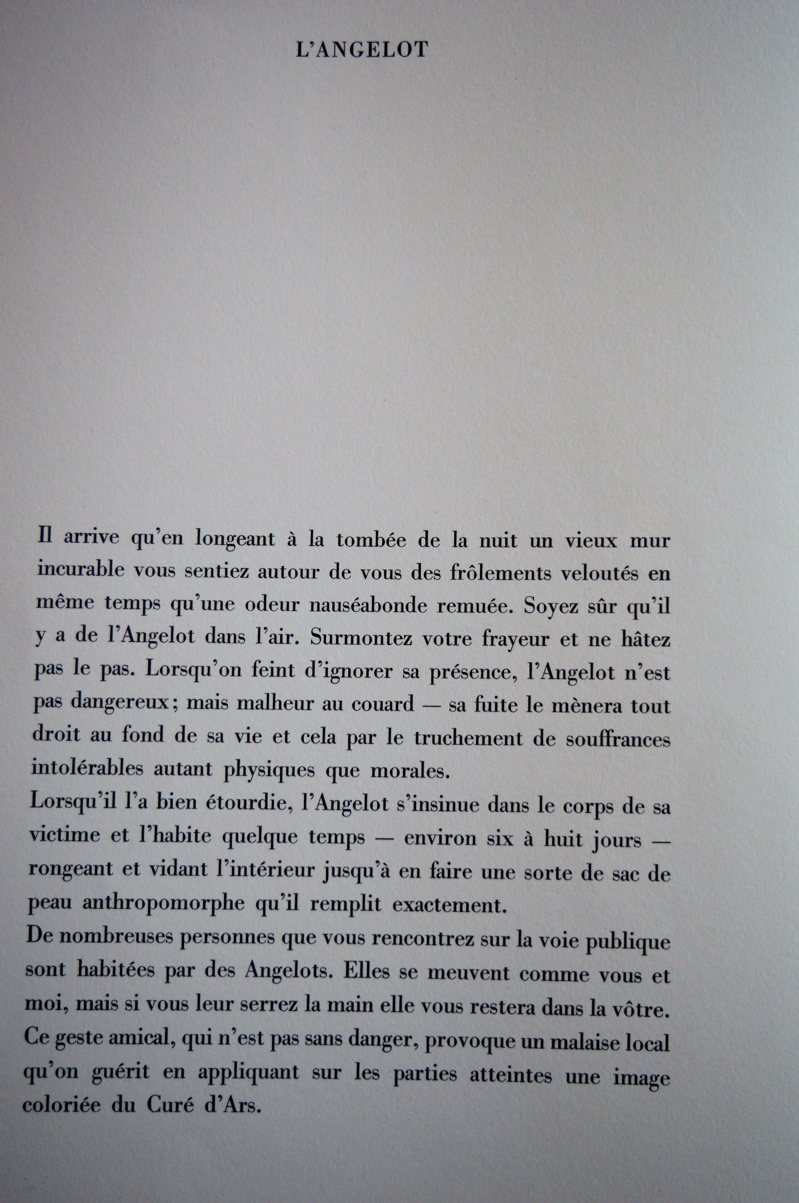 Felix Labisse - L'Angelot kopen? Bied vanaf 1!