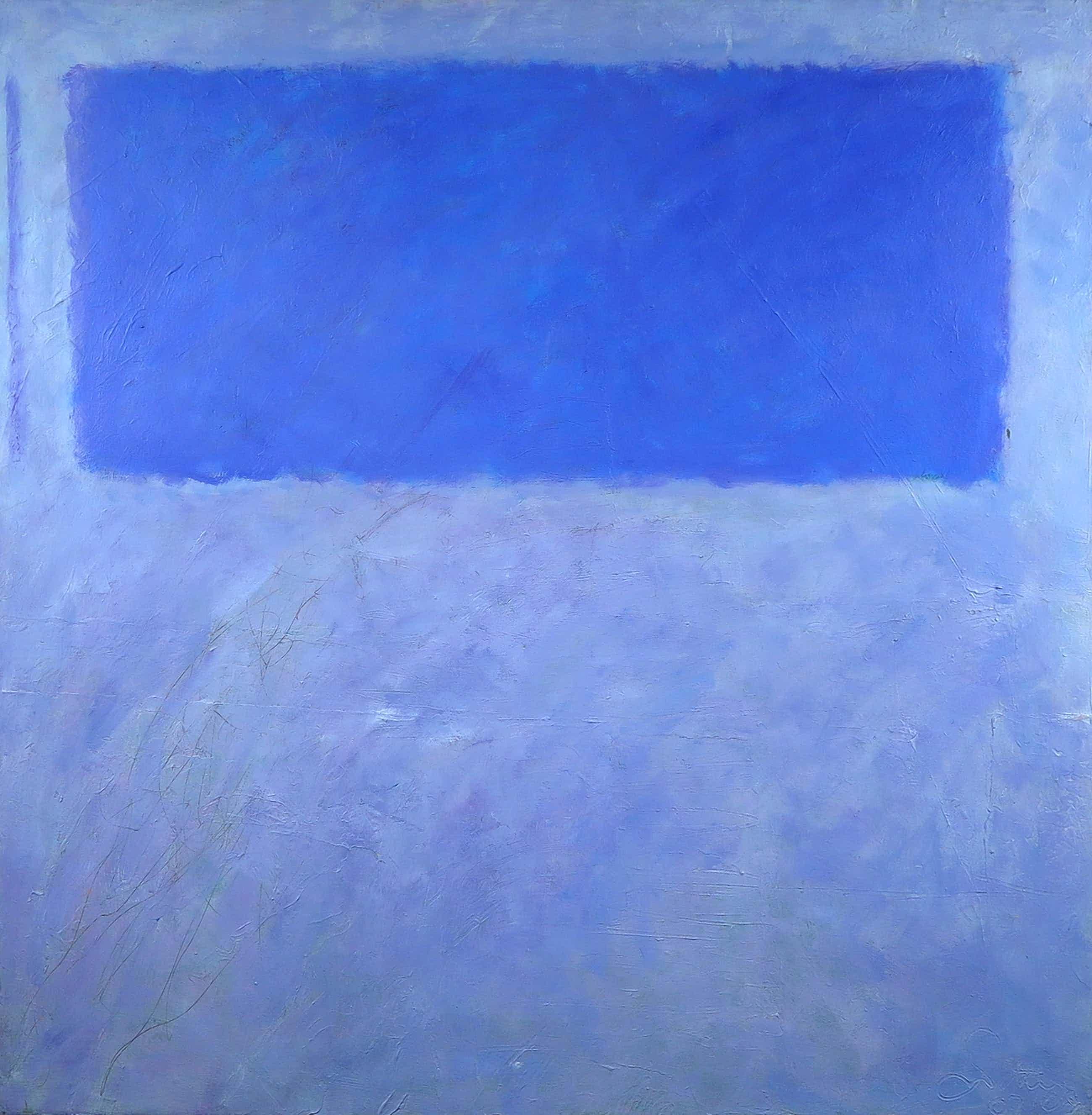 Franscz Witte - Acryl op papier, Abstract (Groot) kopen? Bied vanaf 60!