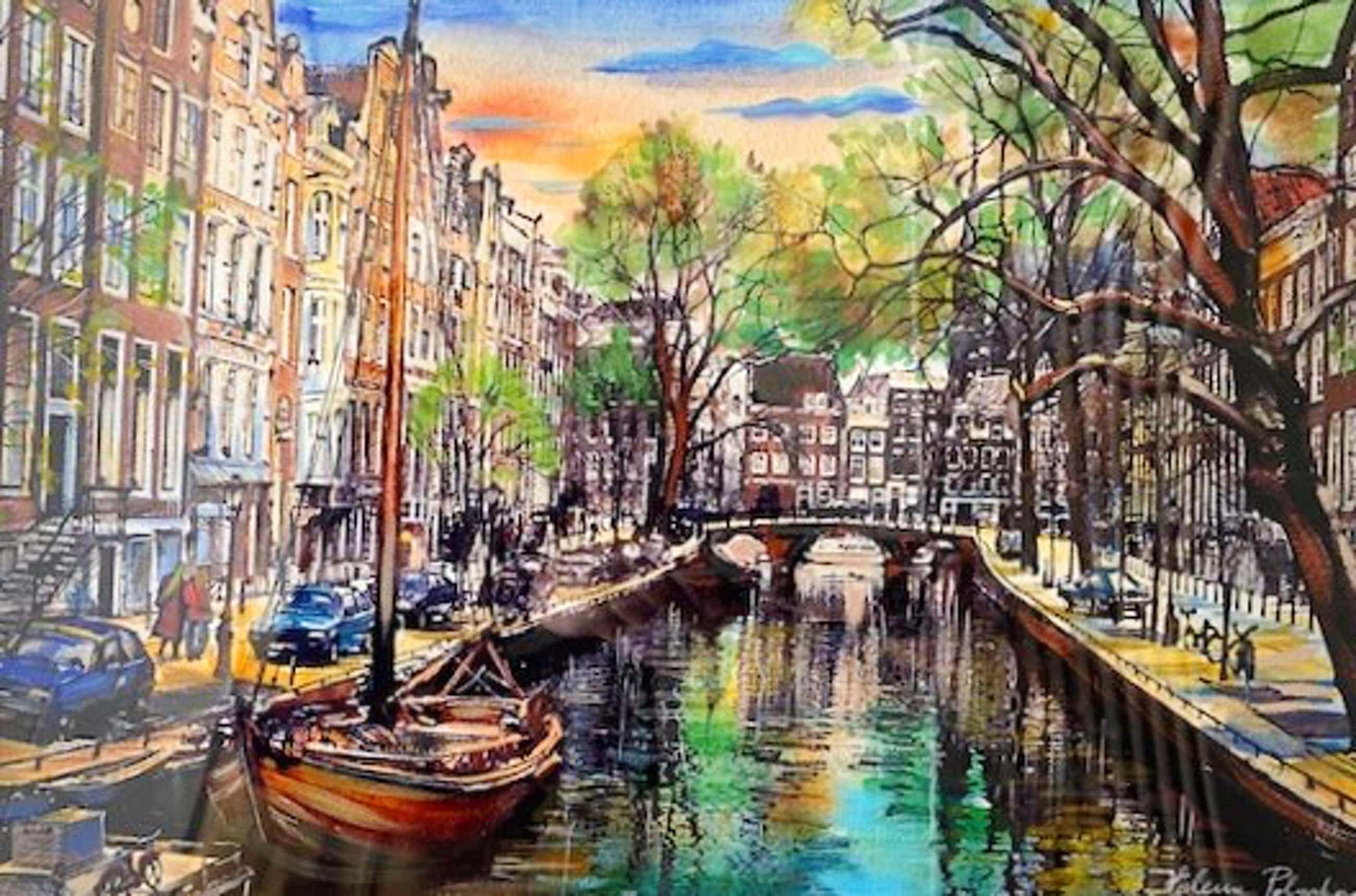 Elena Polyakova - wandeling in Amsterdam kopen? Bied vanaf 75!