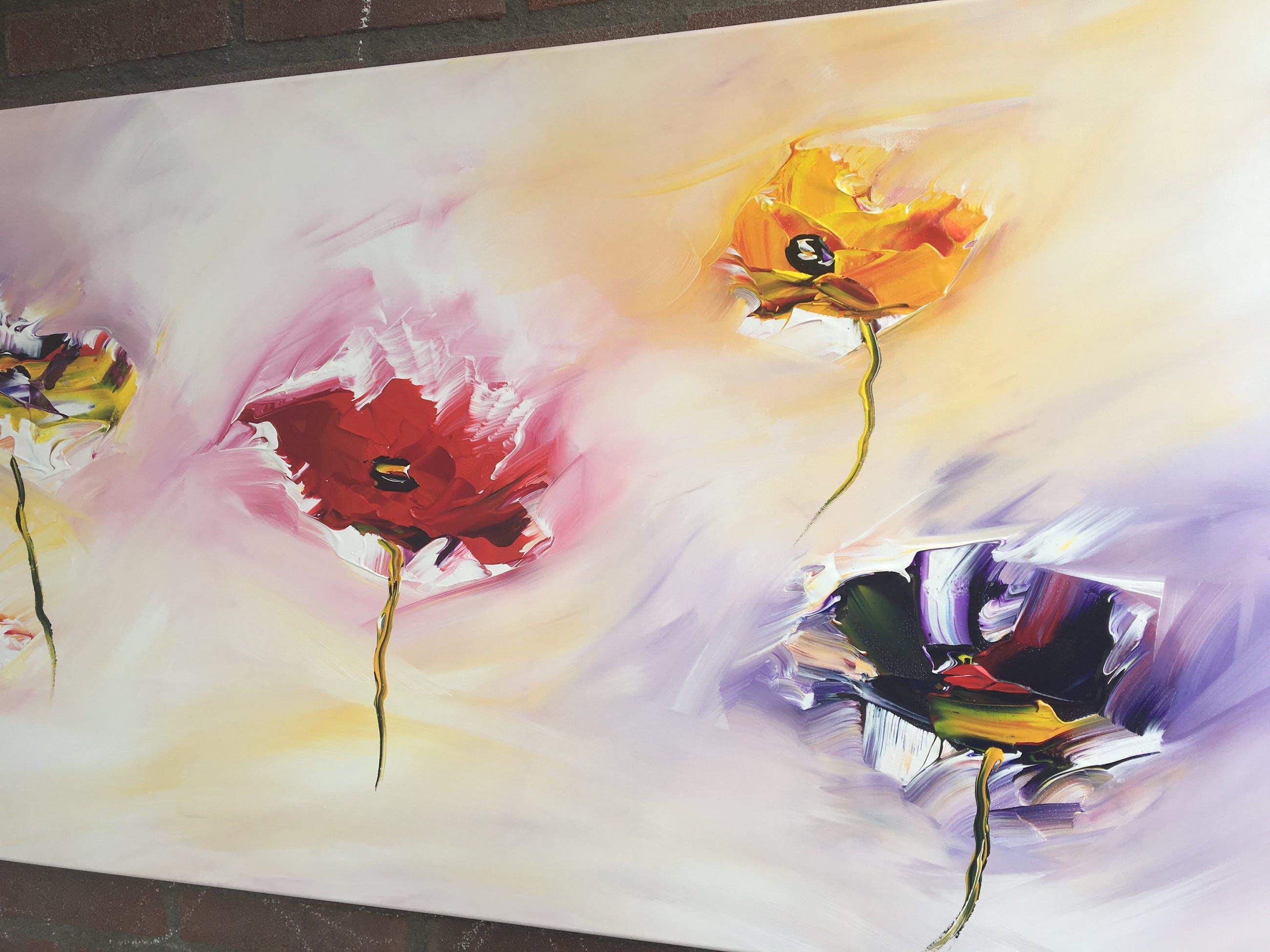 Gena Genadyj - Fantasie bloemen kopen? Bied vanaf 250!