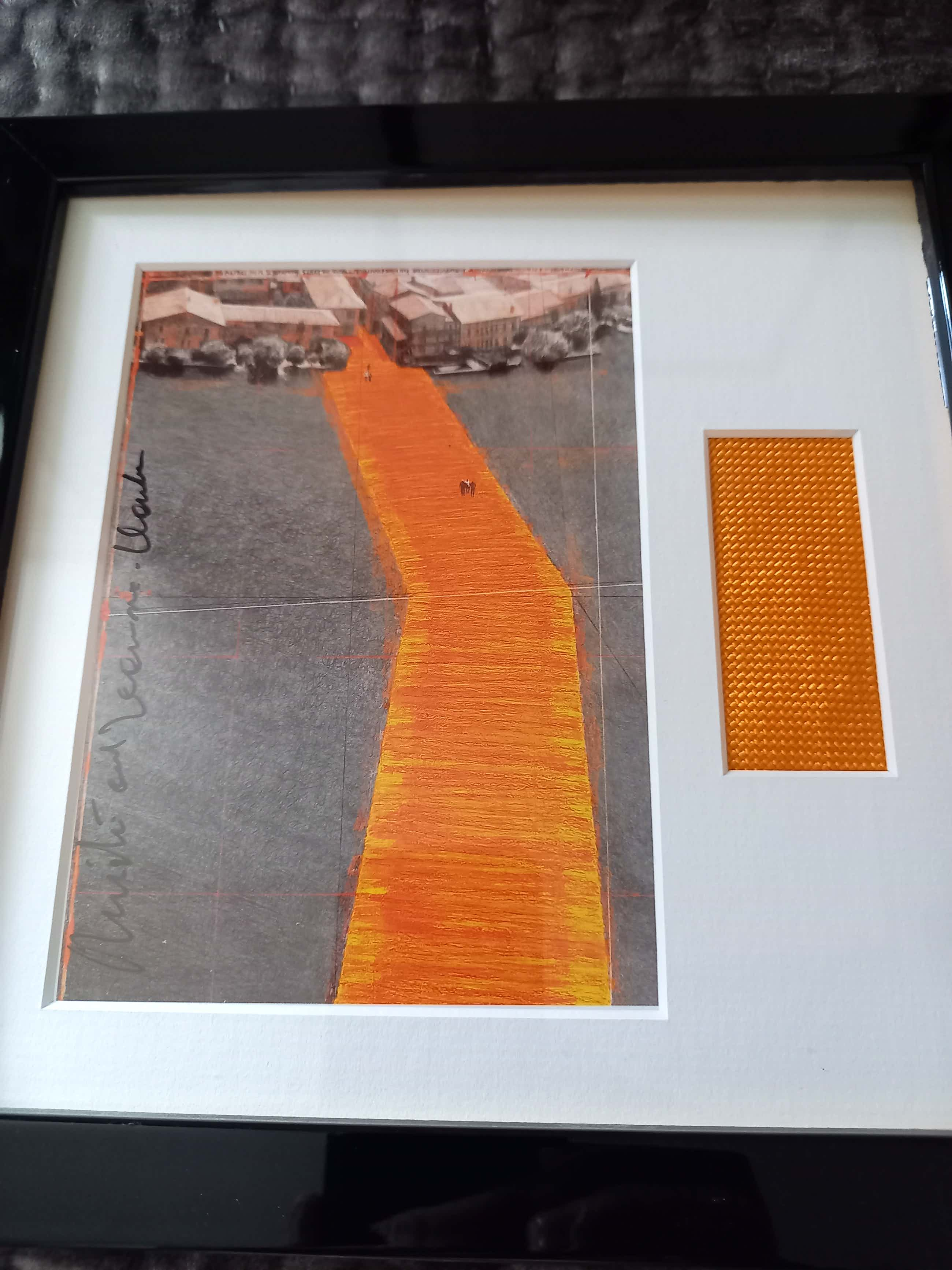 Christo - & Jeanne-Claude, The Floating Piers, Project for Lake Iseo, Italy kopen? Bied vanaf 109!
