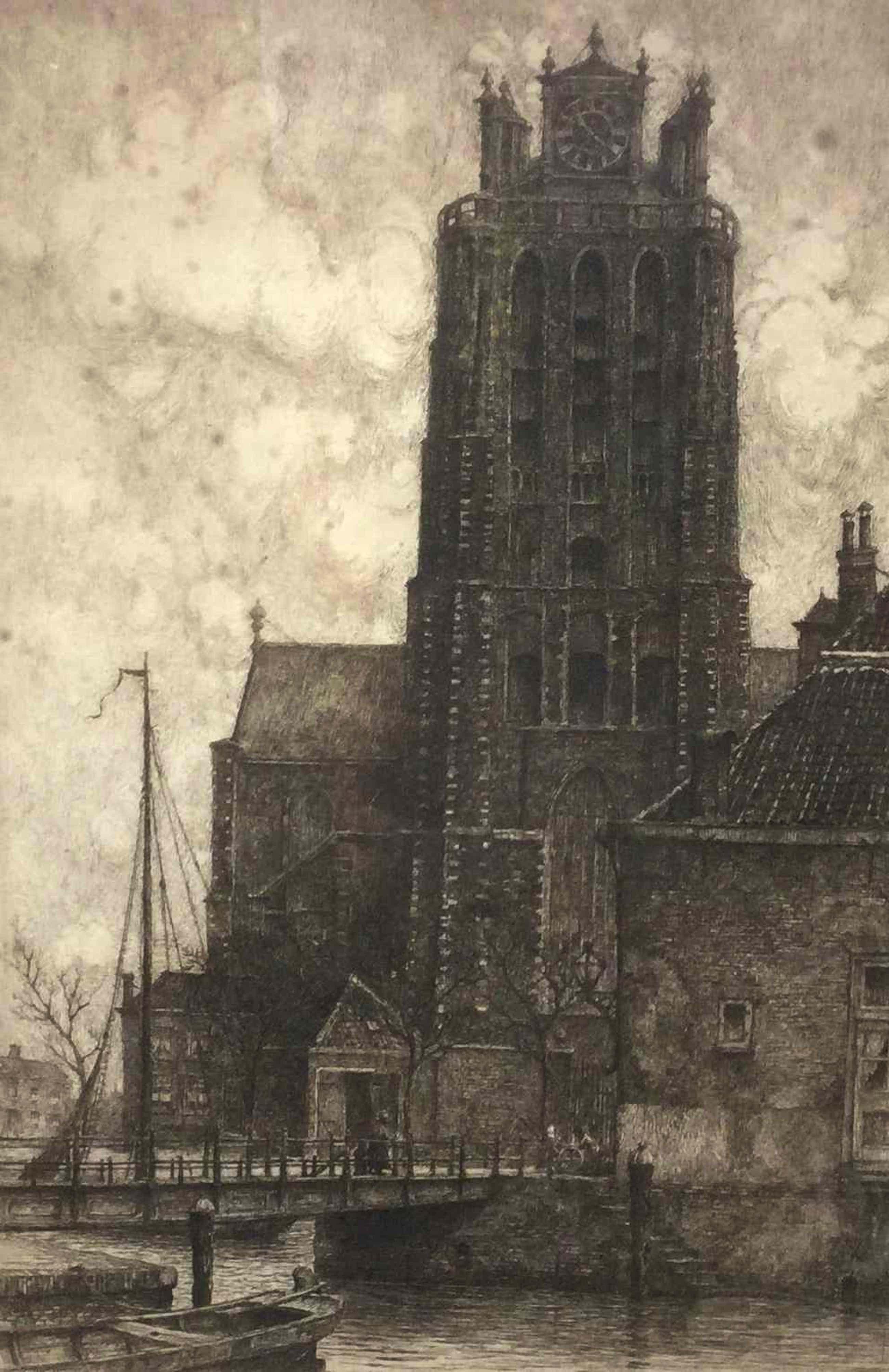 Willem van Nieuwenhoven - C4801, Toren te Dordrecht kopen? Bied vanaf 75!