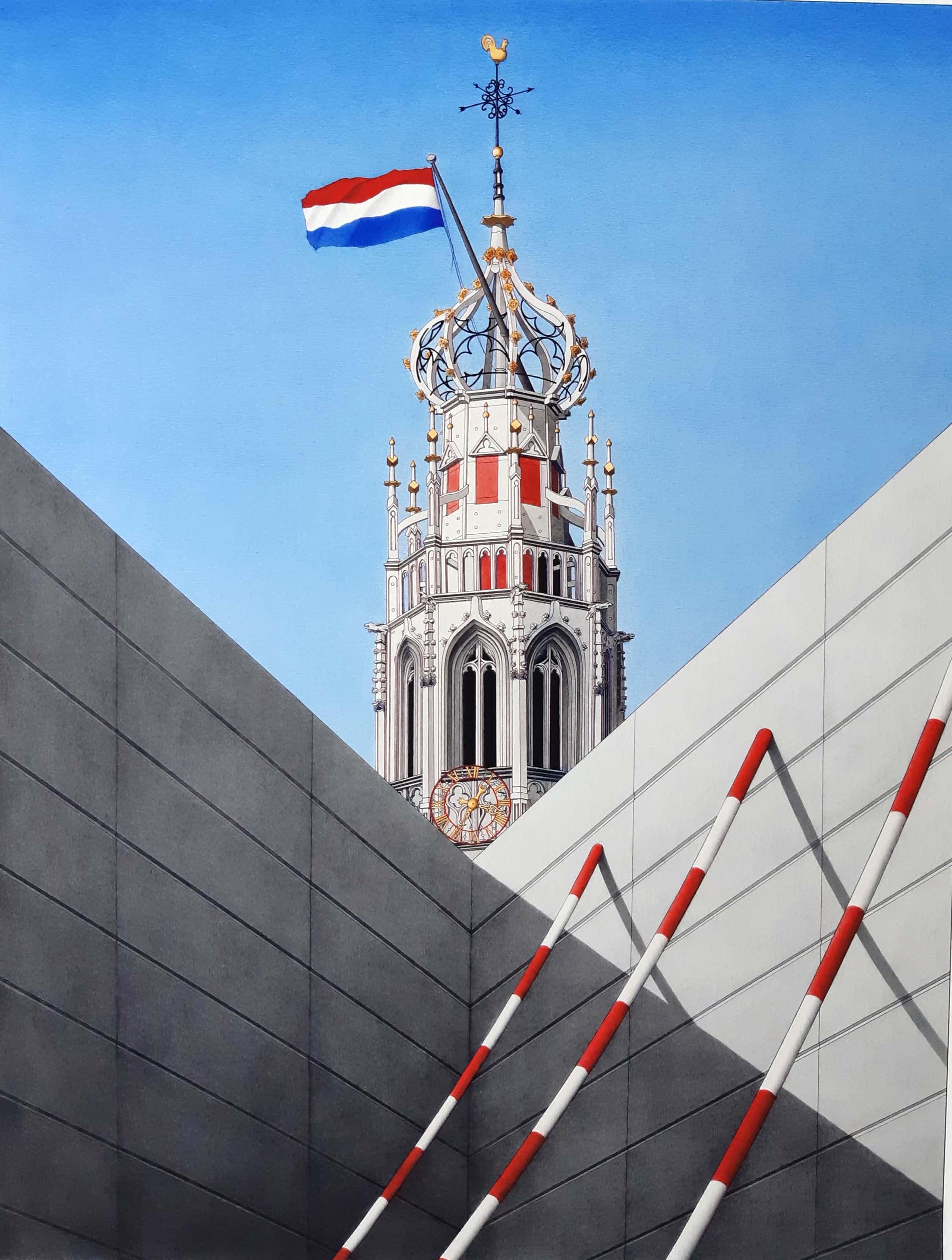 Marinus Fuit - Bakenessertoren, Haarlem kopen? Bied vanaf 46!
