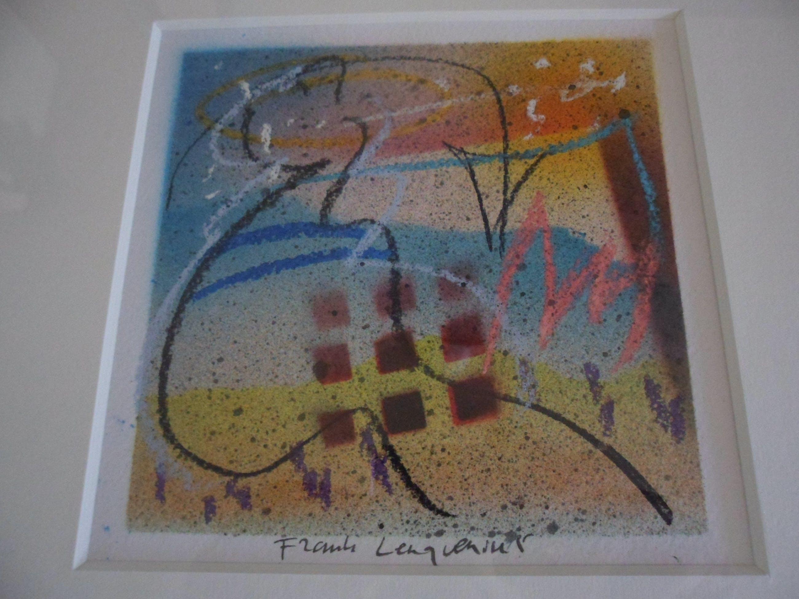 "Frank Lengvenius - Zeefdruk. Titel, ""Live I"". kopen? Bied vanaf 35!"