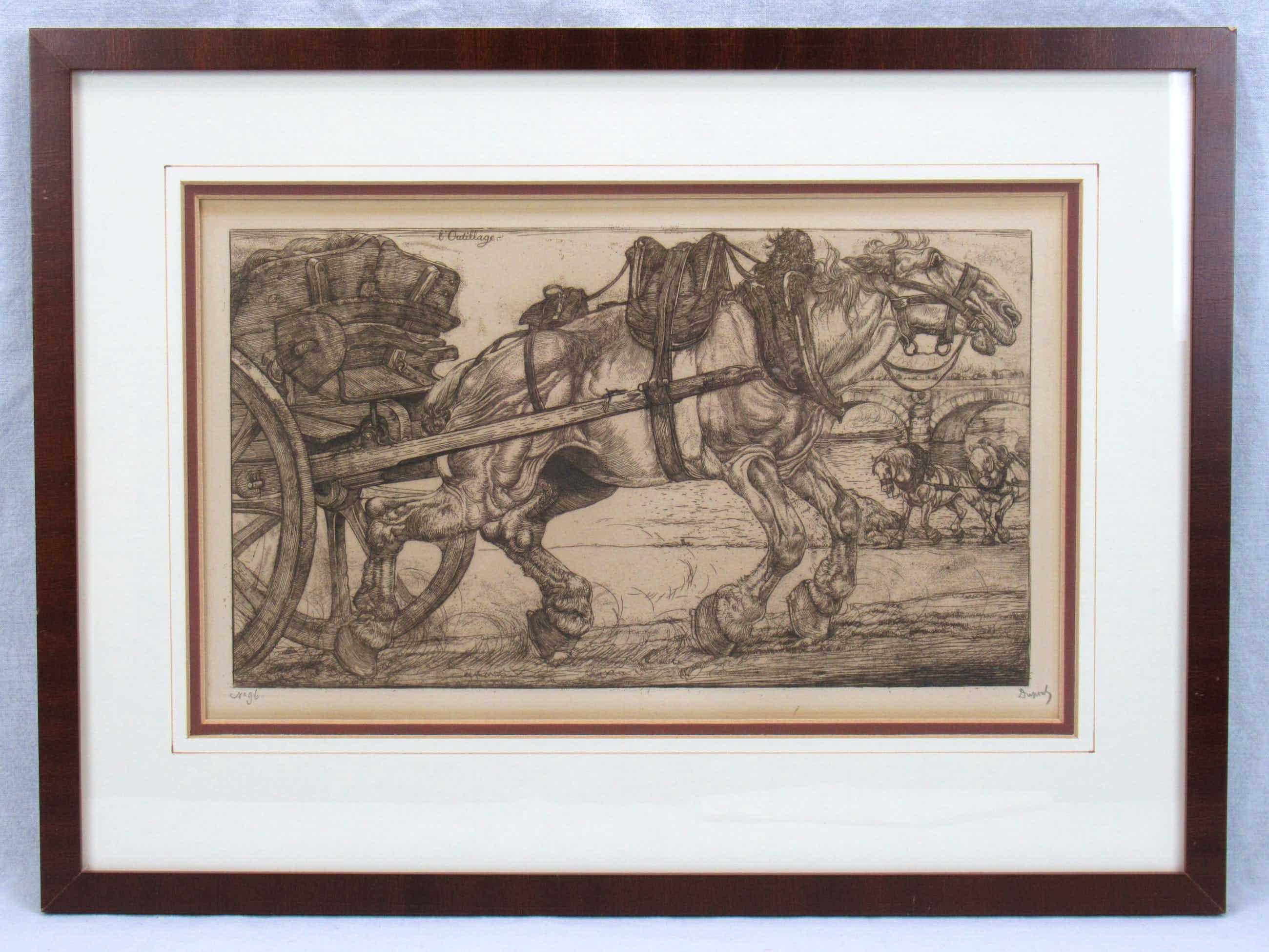 Pieter Dupont - Karrepaard in Parijs kopen? Bied vanaf 90!