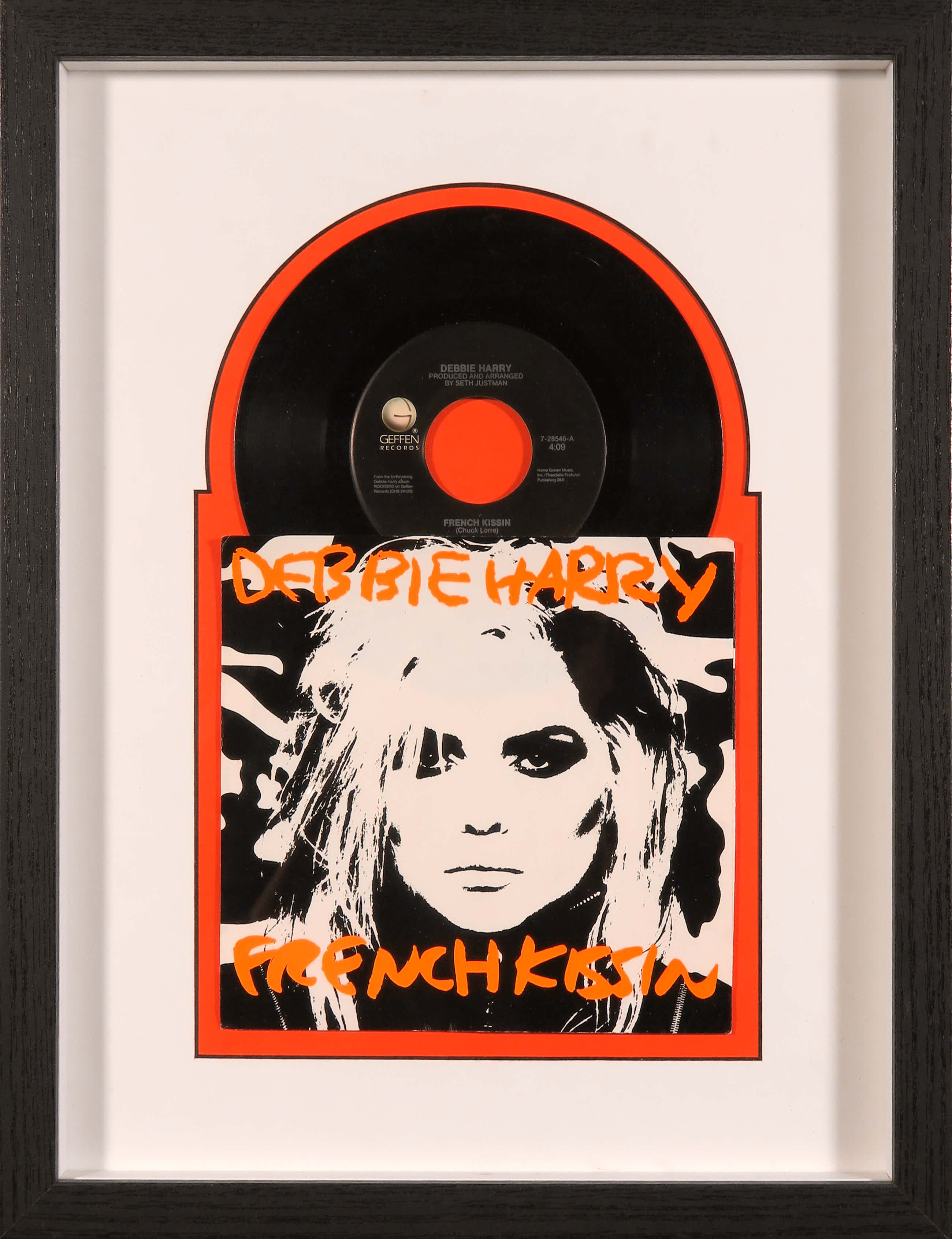 Andy Warhol - French Kissin - Debbie Harry kopen? Bied vanaf 50!
