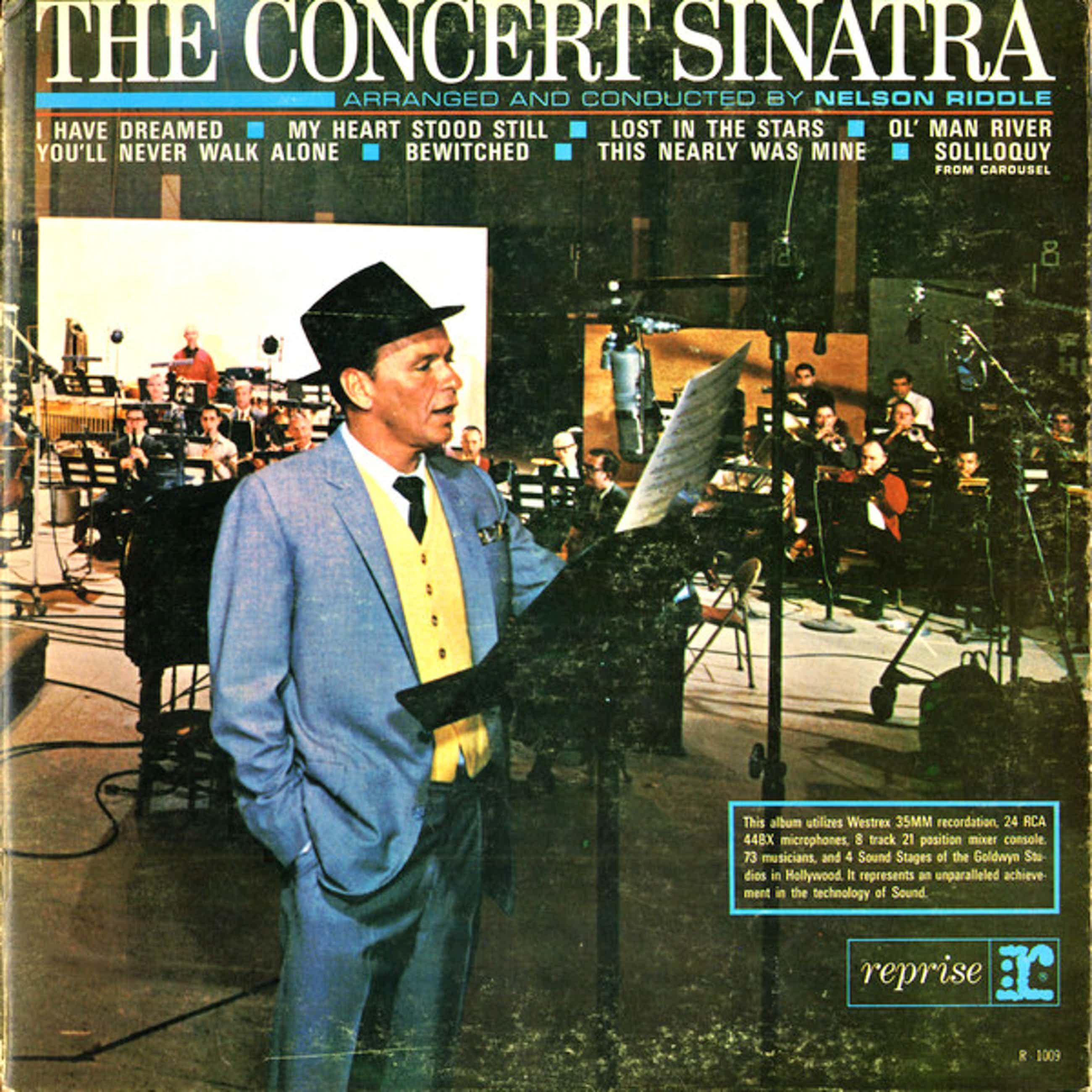 Frank Sinatra - The Concert Sinatra kopen? Bied vanaf 10!