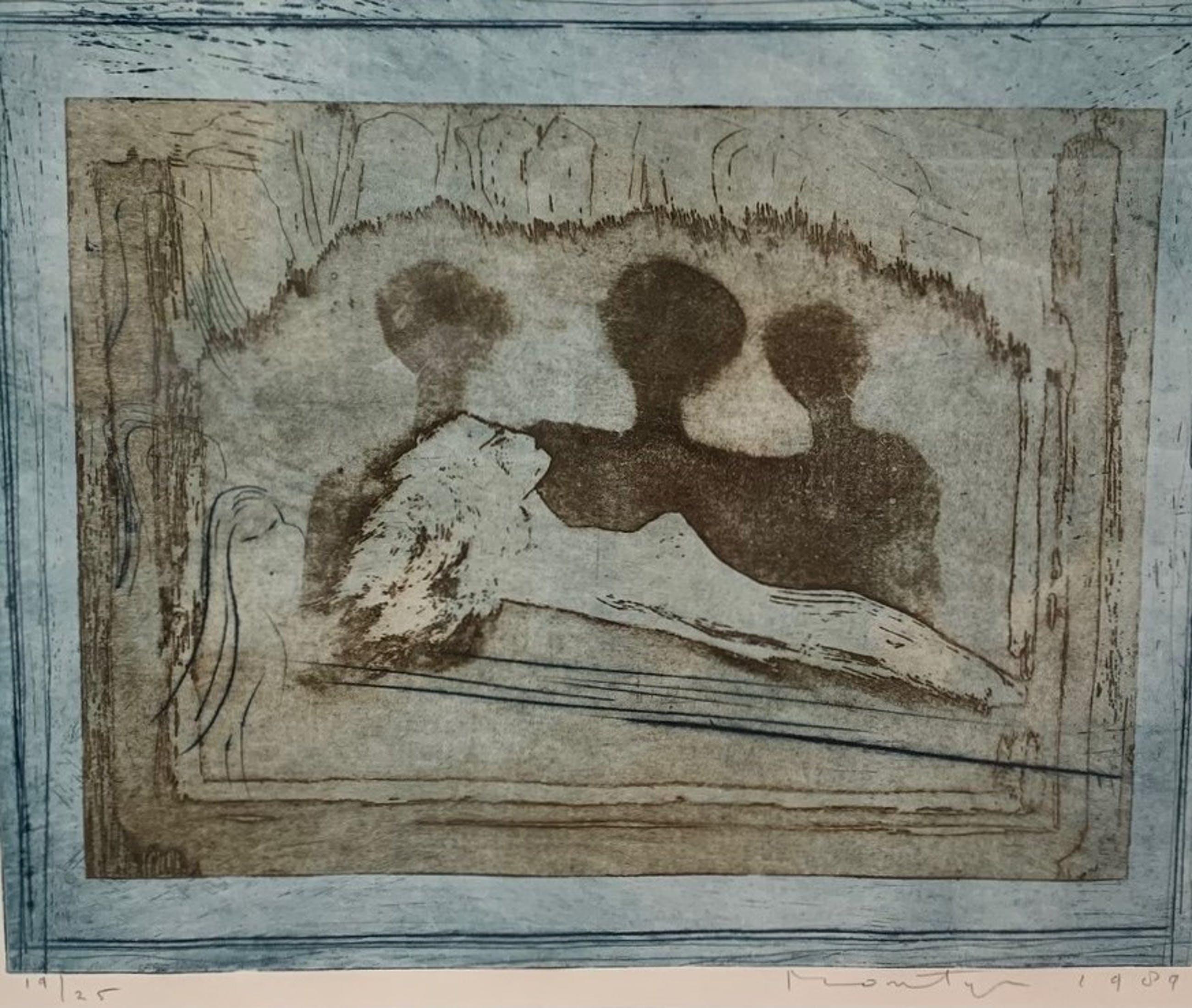 Jan Montyn - Leçon d'amour kopen? Bied vanaf 100!