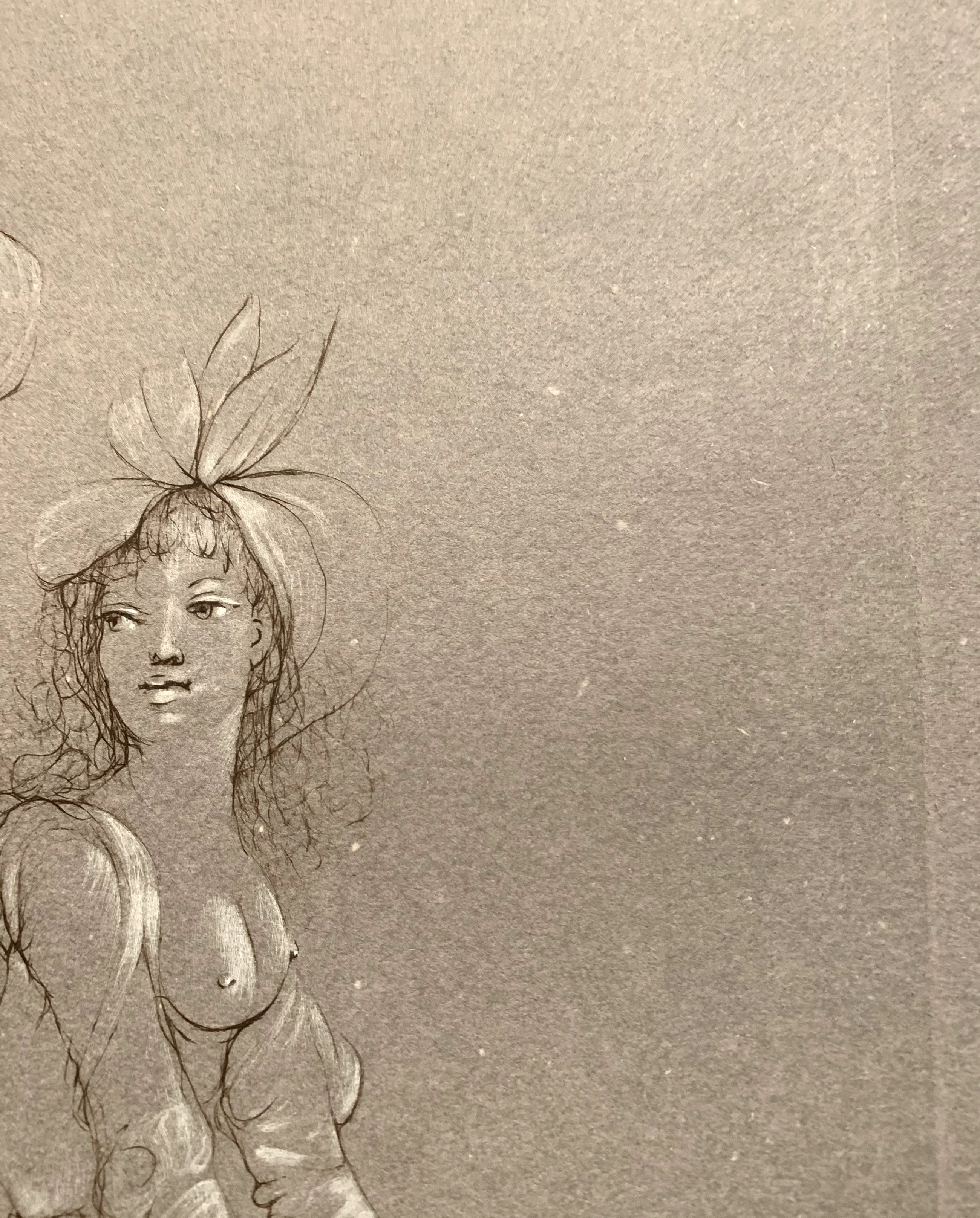 Leonor Fini - Zonder titel kopen? Bied vanaf 25!