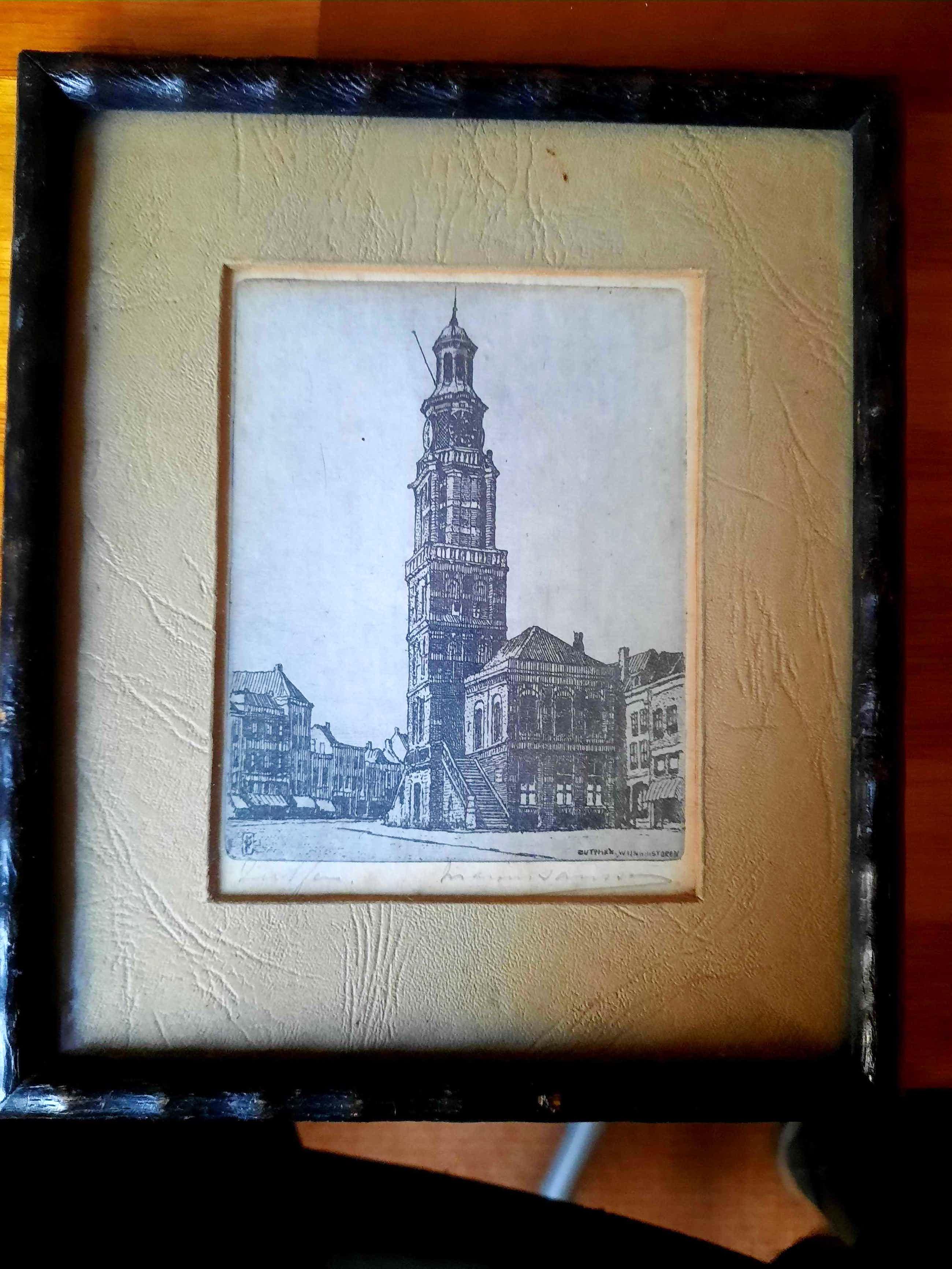 Marius Johannes Janssen - Wijnhuistoren, Zutphen kopen? Bied vanaf 30!