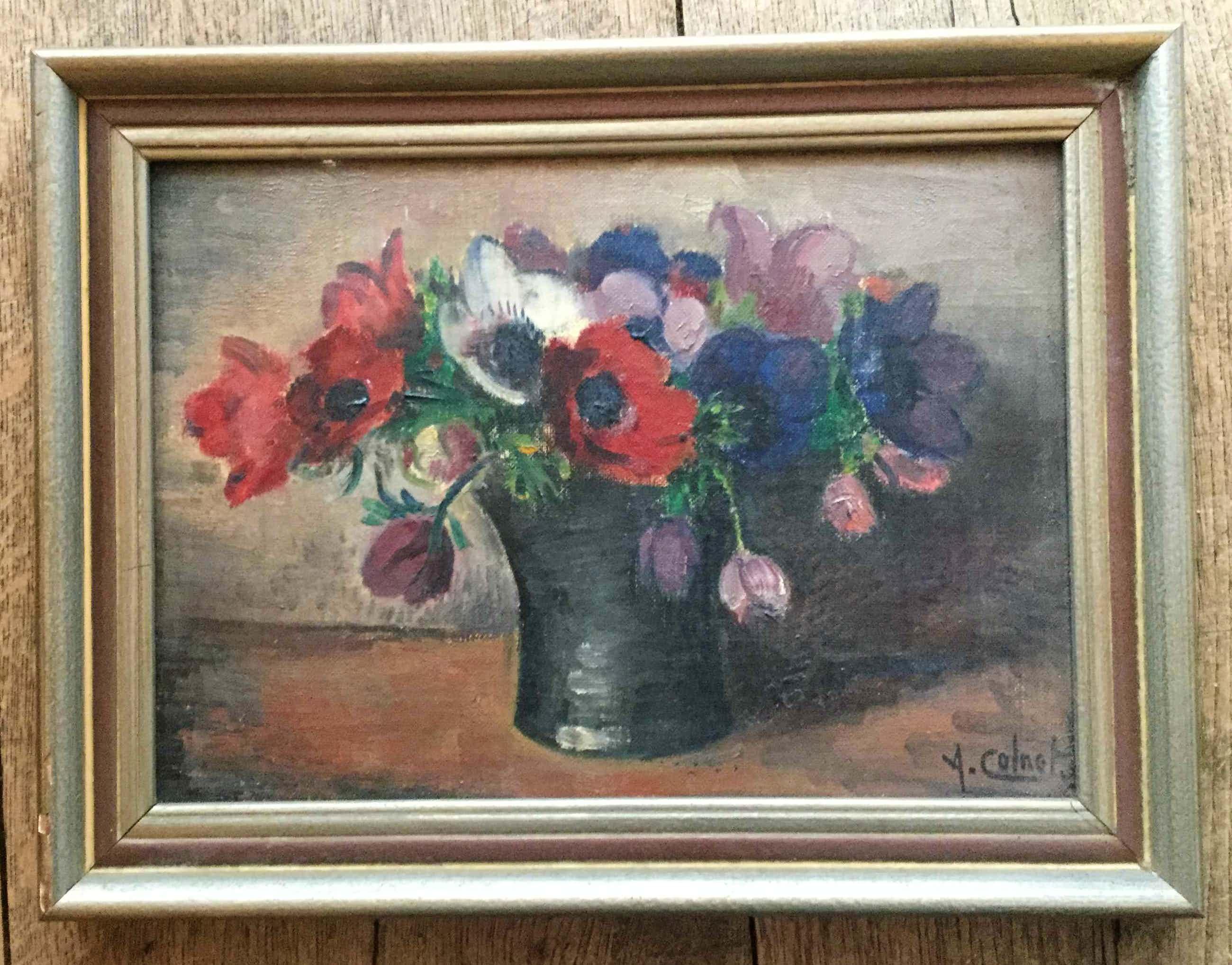Arnout Colnot - C3345, bloemstilleven met anemonen kopen? Bied vanaf 200!