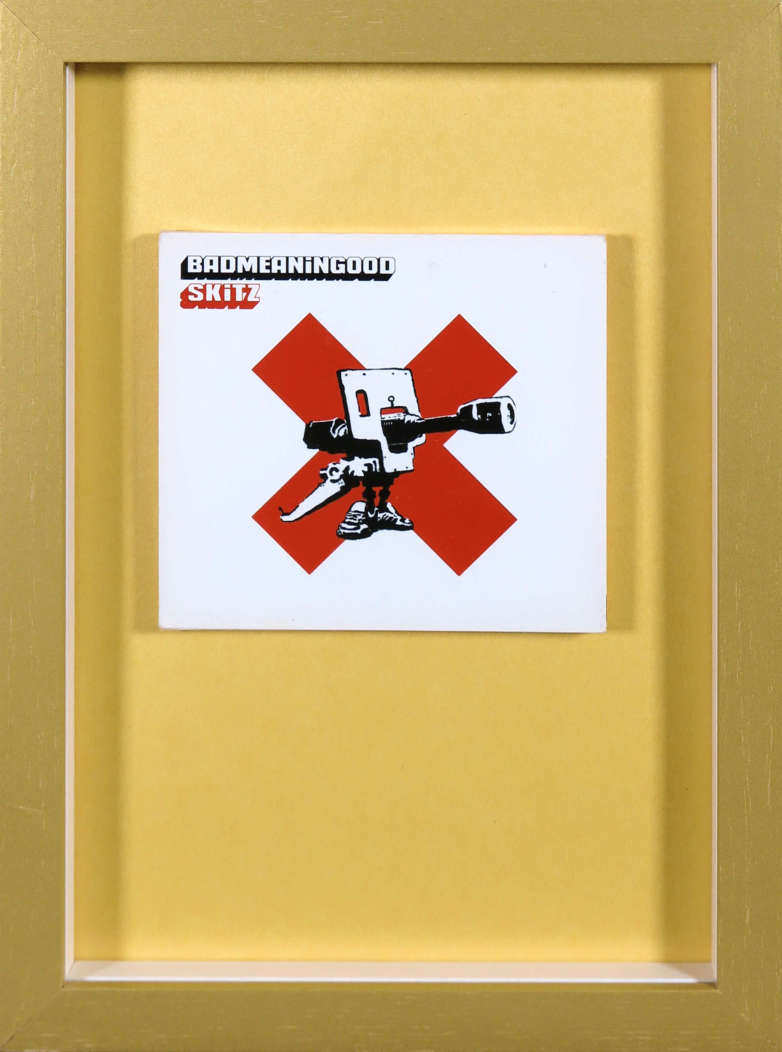 Banksy - Skitz - Badmeaninggood Vol. 1 (CD) kopen? Bied vanaf 90!