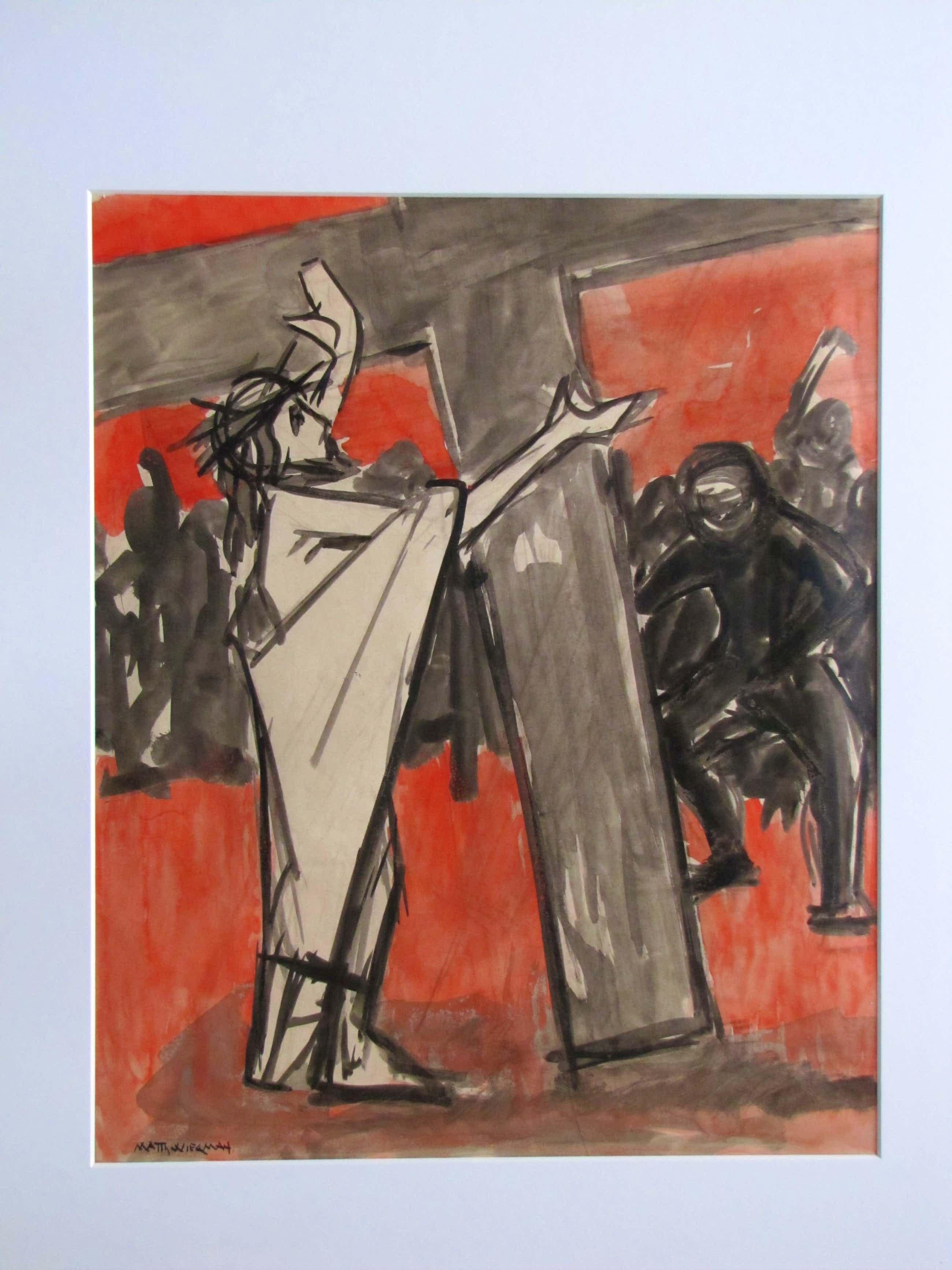 Matthieu Wiegman - Jezus na de verwijdering van het kruis kopen? Bied vanaf 400!