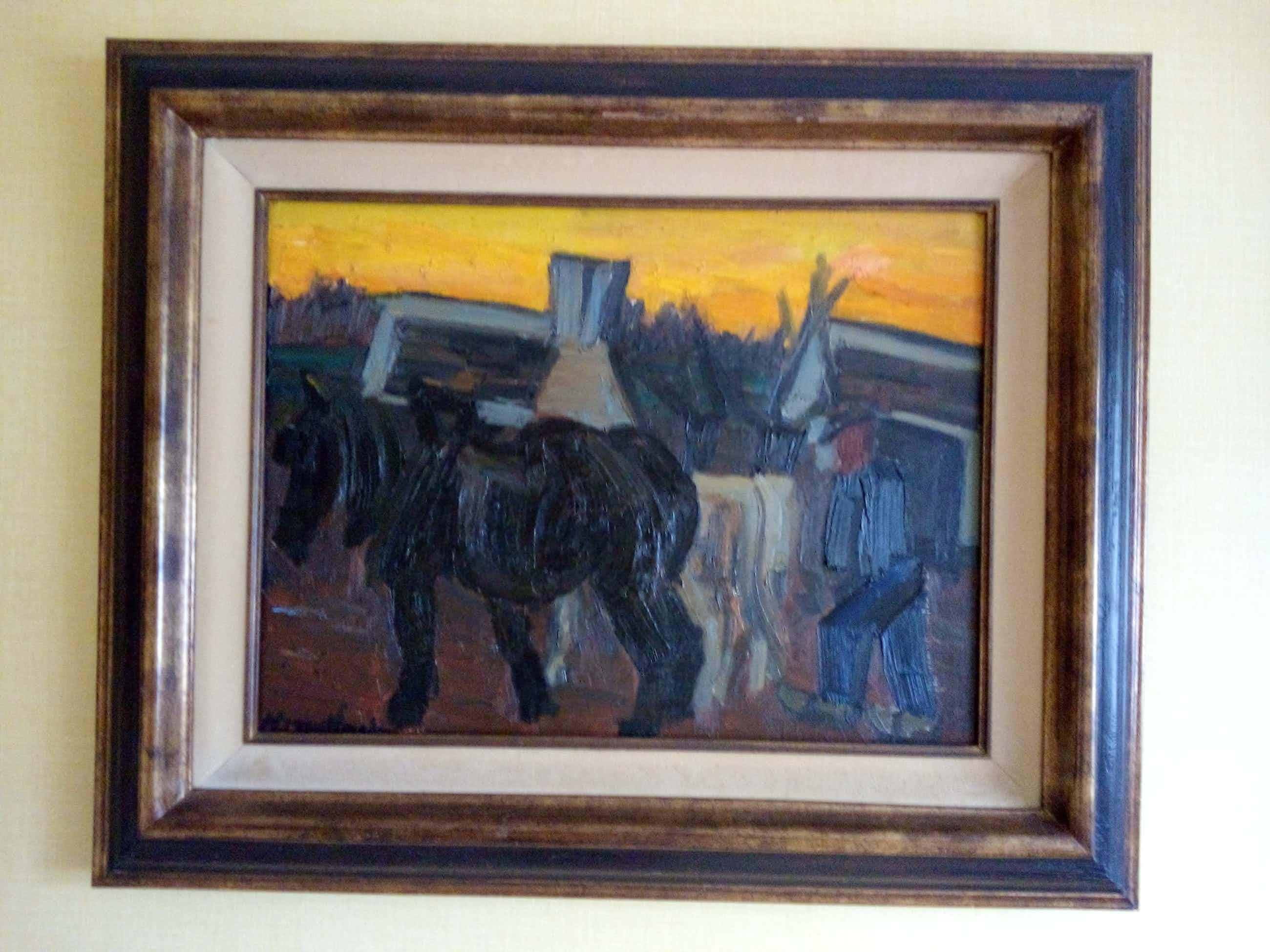 Hubert Malfait - Boer met paard kopen? Bied vanaf 3500!