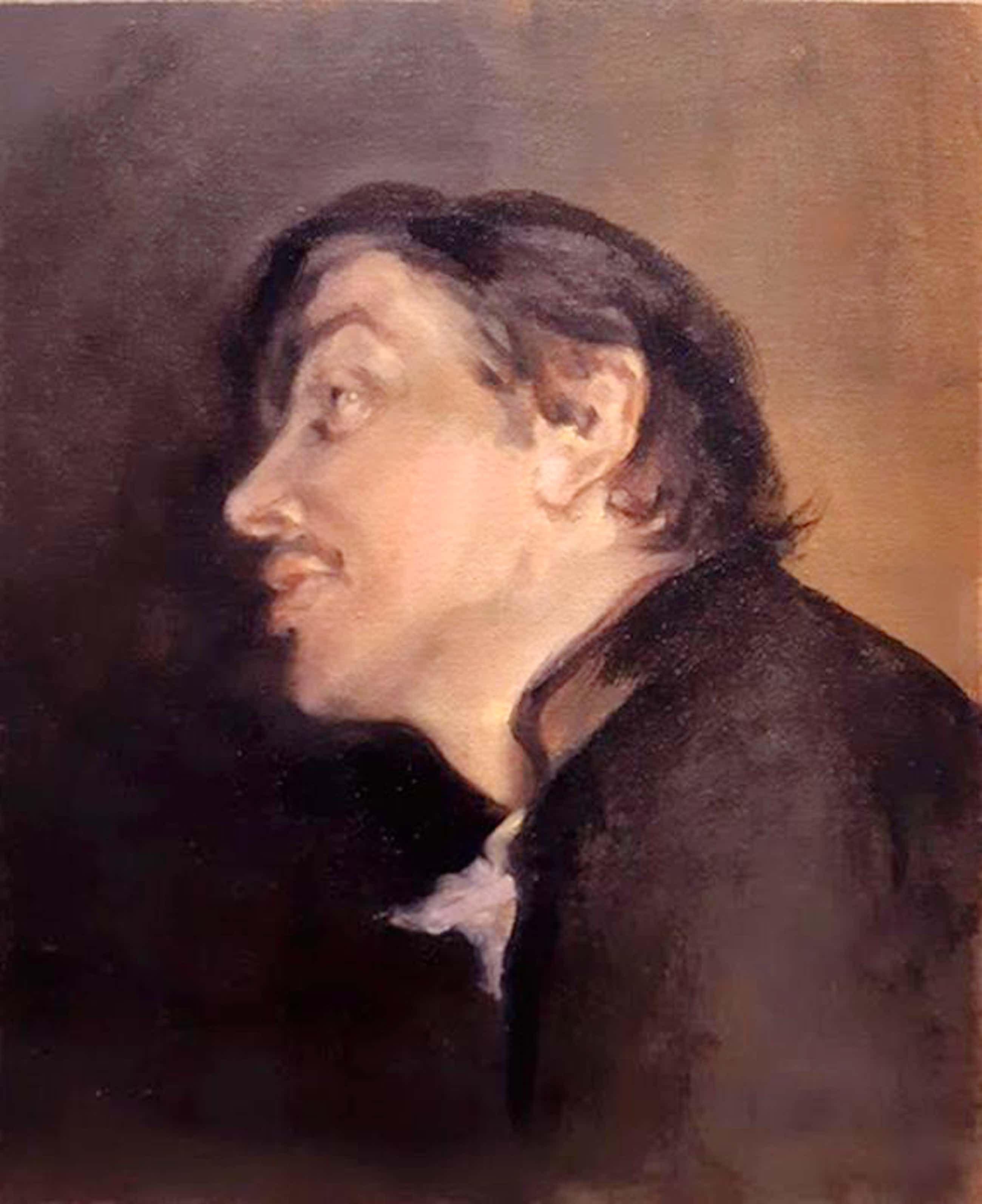 Erwin van Krey - Portrait of a man kopen? Bied vanaf 60!