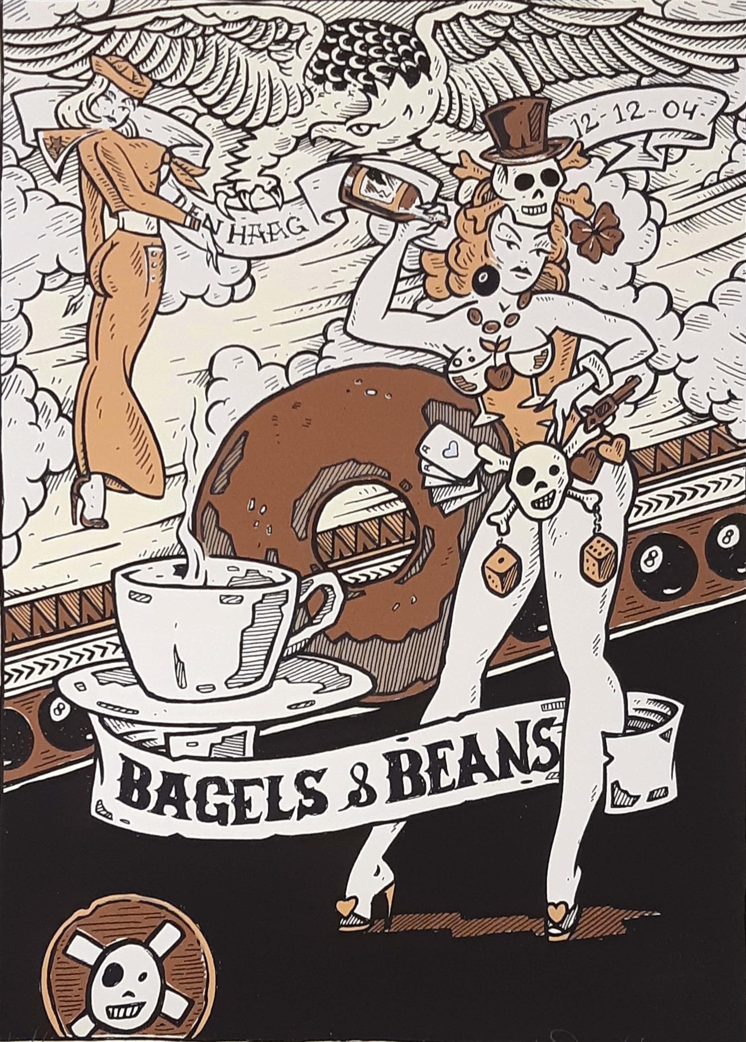 Henk Schiffmacher - Bagels and Beans kopen? Bied vanaf 75!