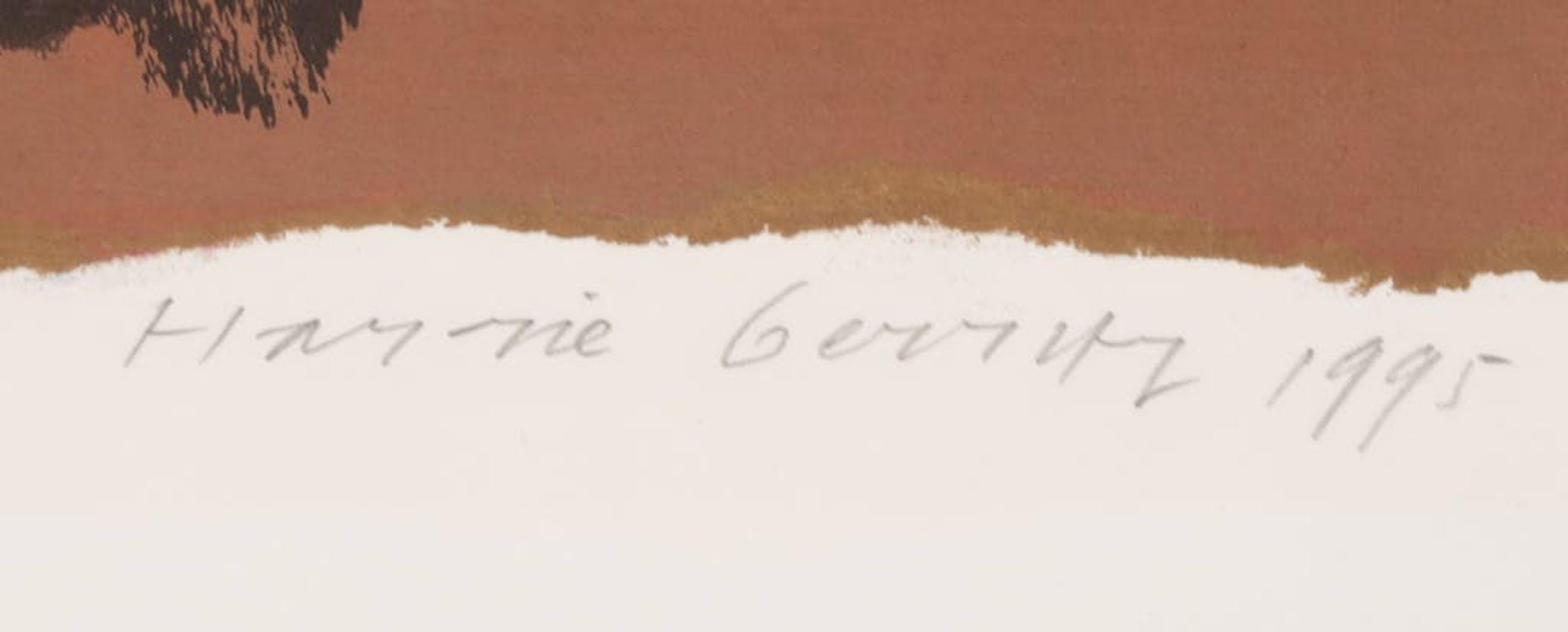 Harrie Gerritz - Harrie Gerritz: Zeefdruk, Zonder titel kopen? Bied vanaf 35!