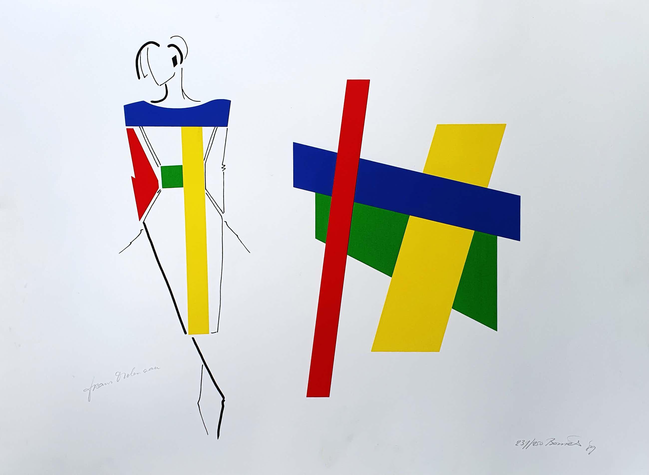 Bob Bonies - in samenwerking met Frans Molenaar - 1989 kopen? Bied vanaf 100!