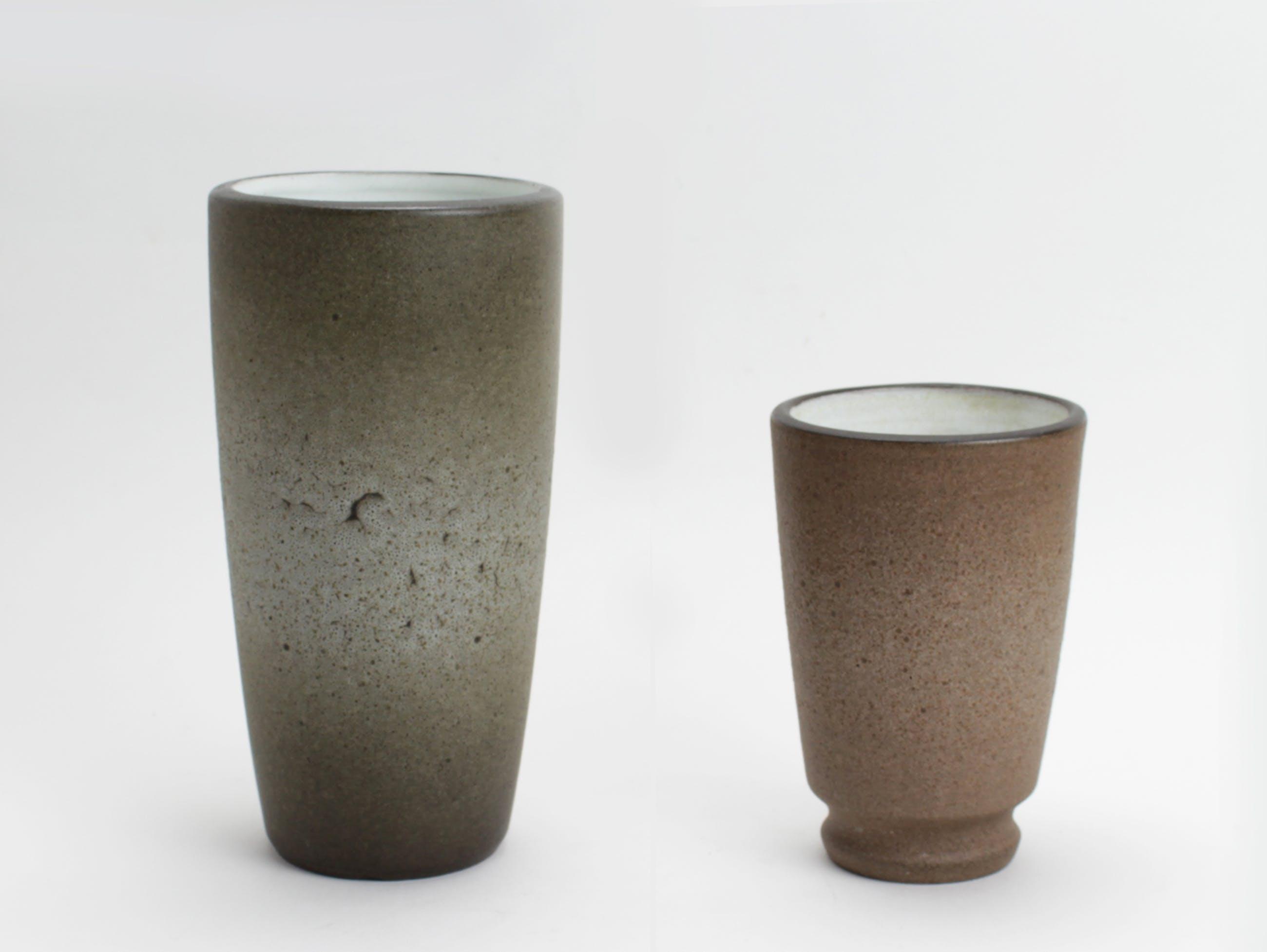 Spiksplinternieuw Potterie Ravelli - 2 aardewerk vazen verkocht! Bekijk de DA-35