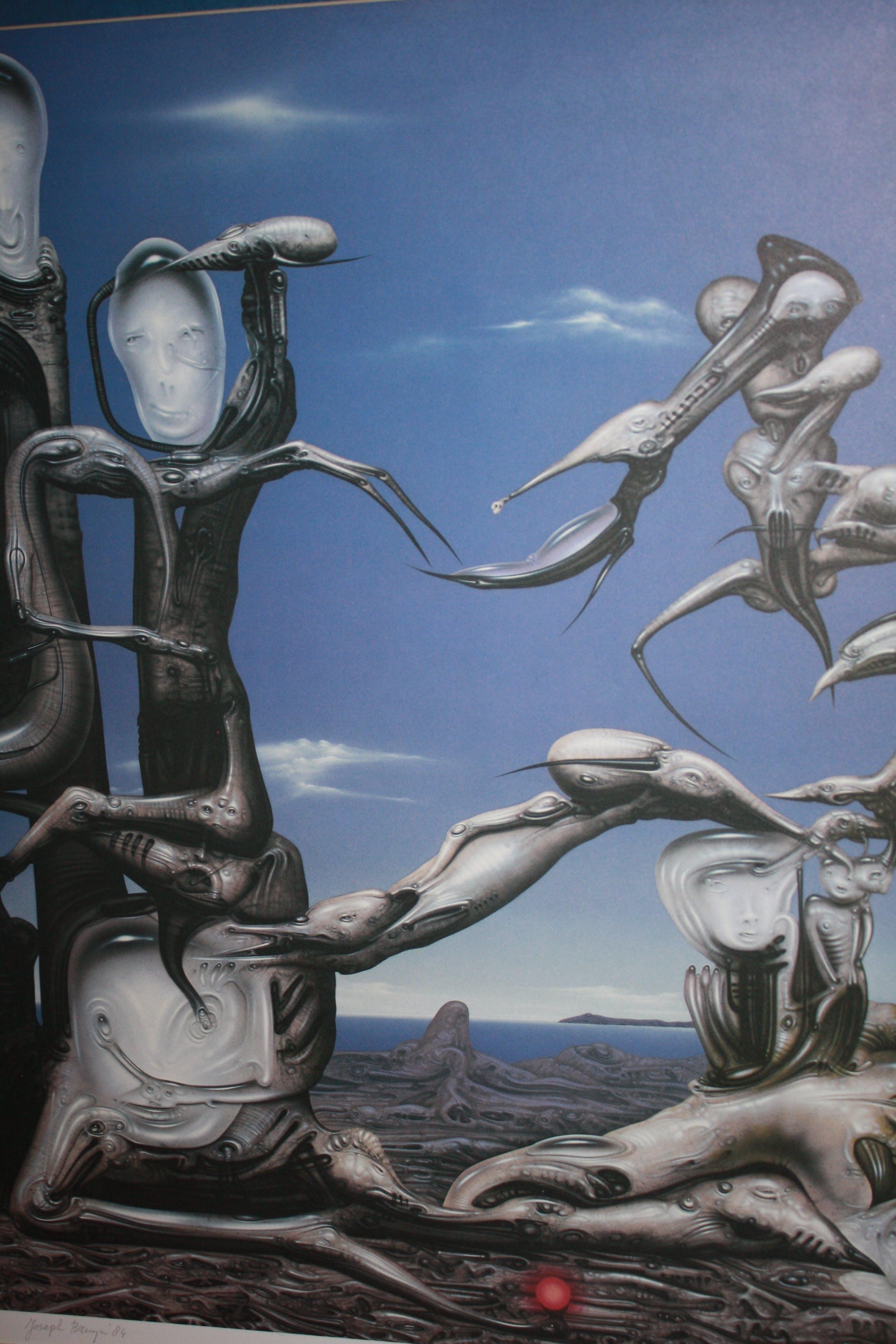 Joseph Bruyn - aliens kopen? Bied vanaf 15!