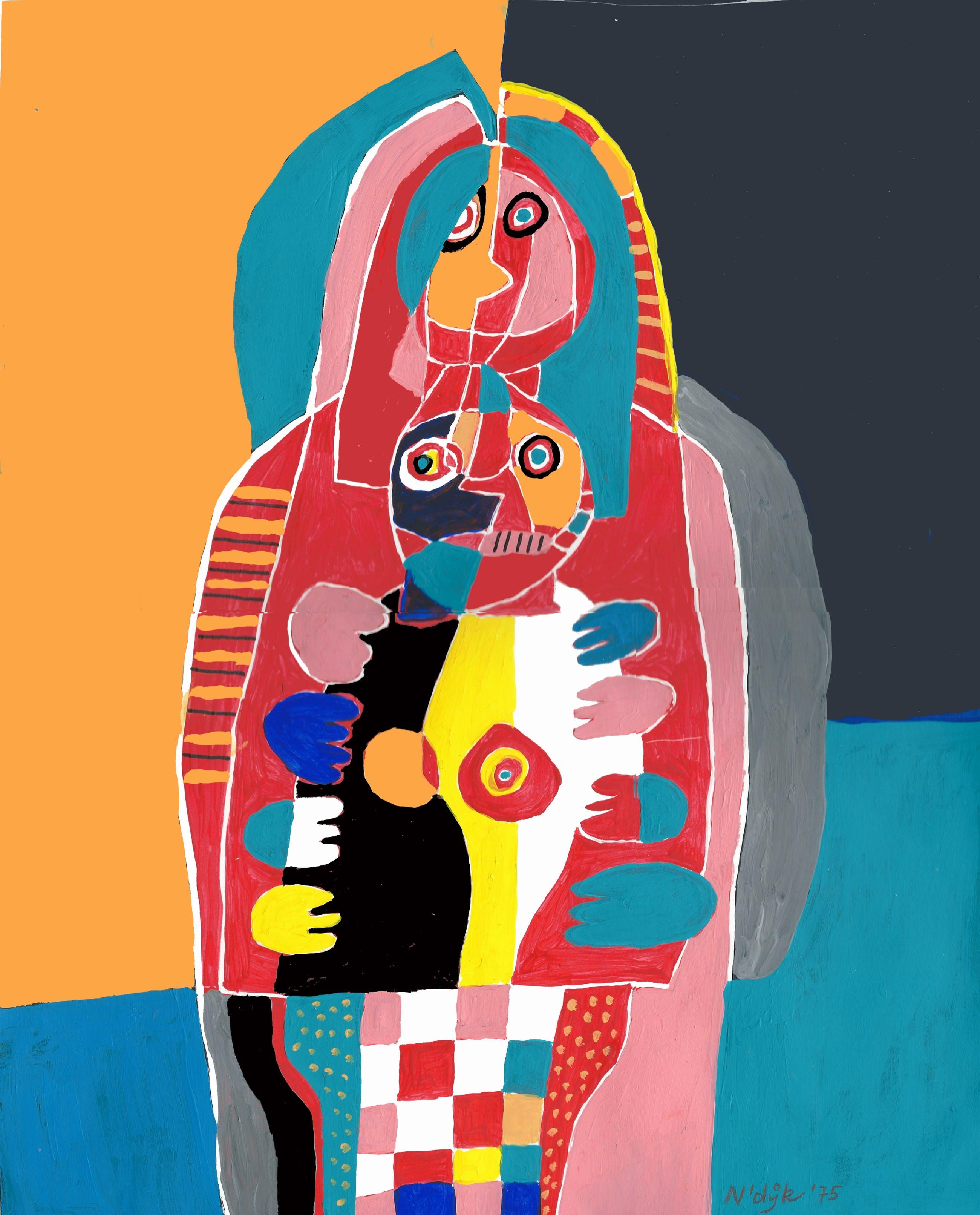 Peter Nieuwendijk - mother & child kopen? Bied vanaf 49!