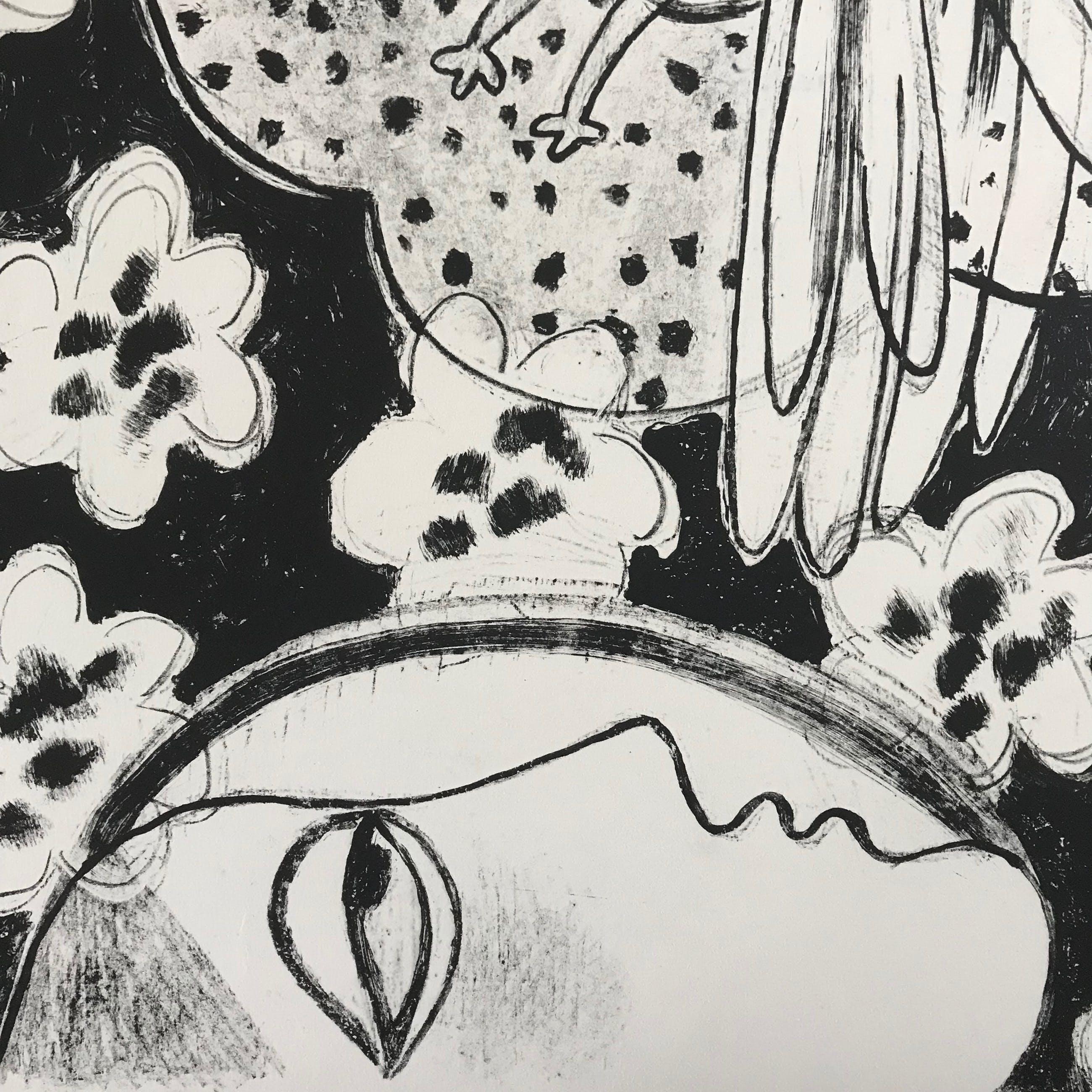 Corneille - Mooie litho in zwart-wit - Beperkte oplage - met certificaat kopen? Bied vanaf 185!