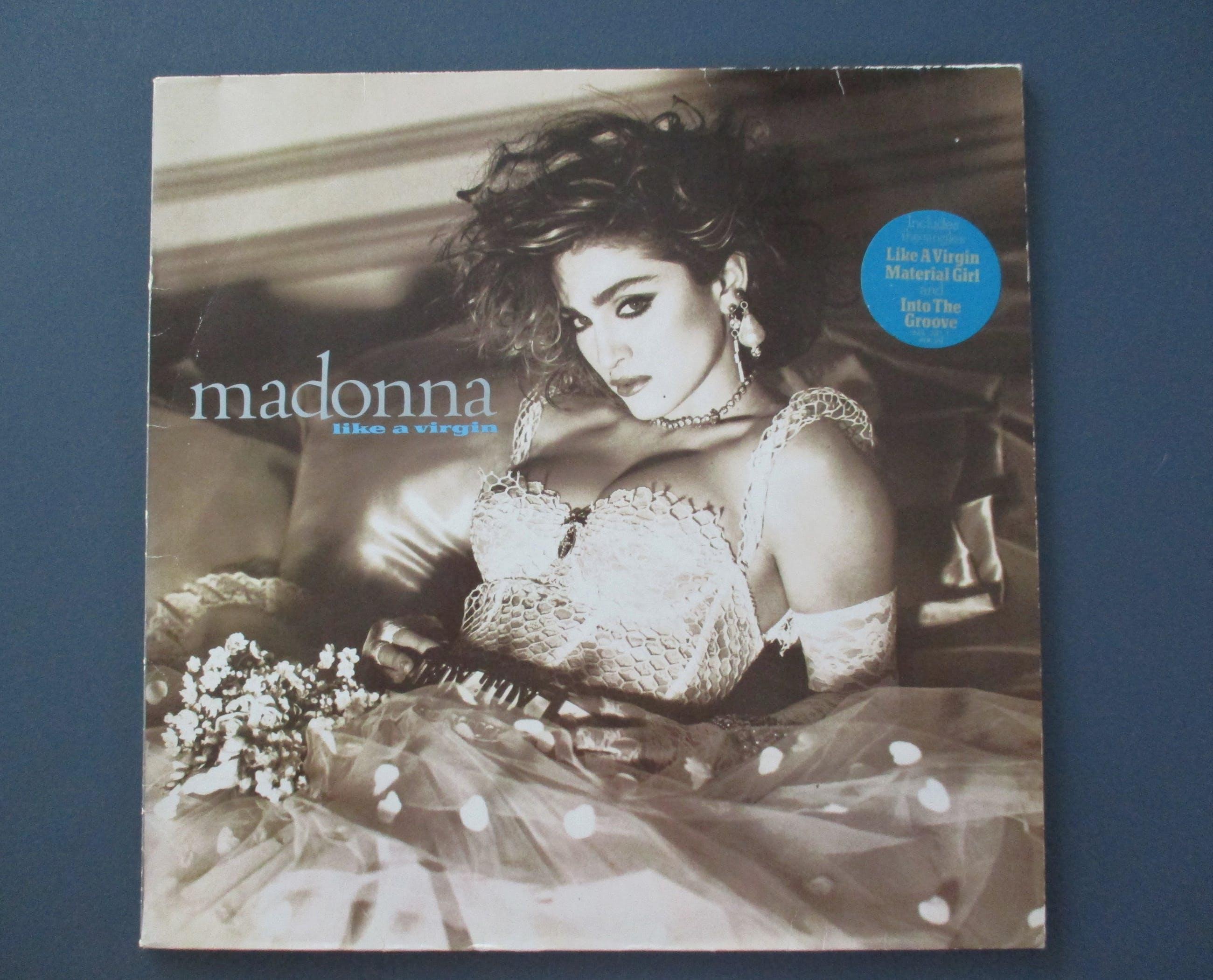 Madonna - Like a Virgin kopen? Bied vanaf 10!