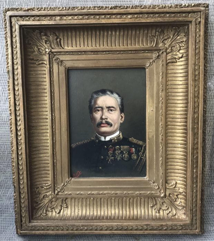 Hermanus Willem Koekkoek - Militair portret generaal Karel van der Heyden kopen? Bied vanaf 650!