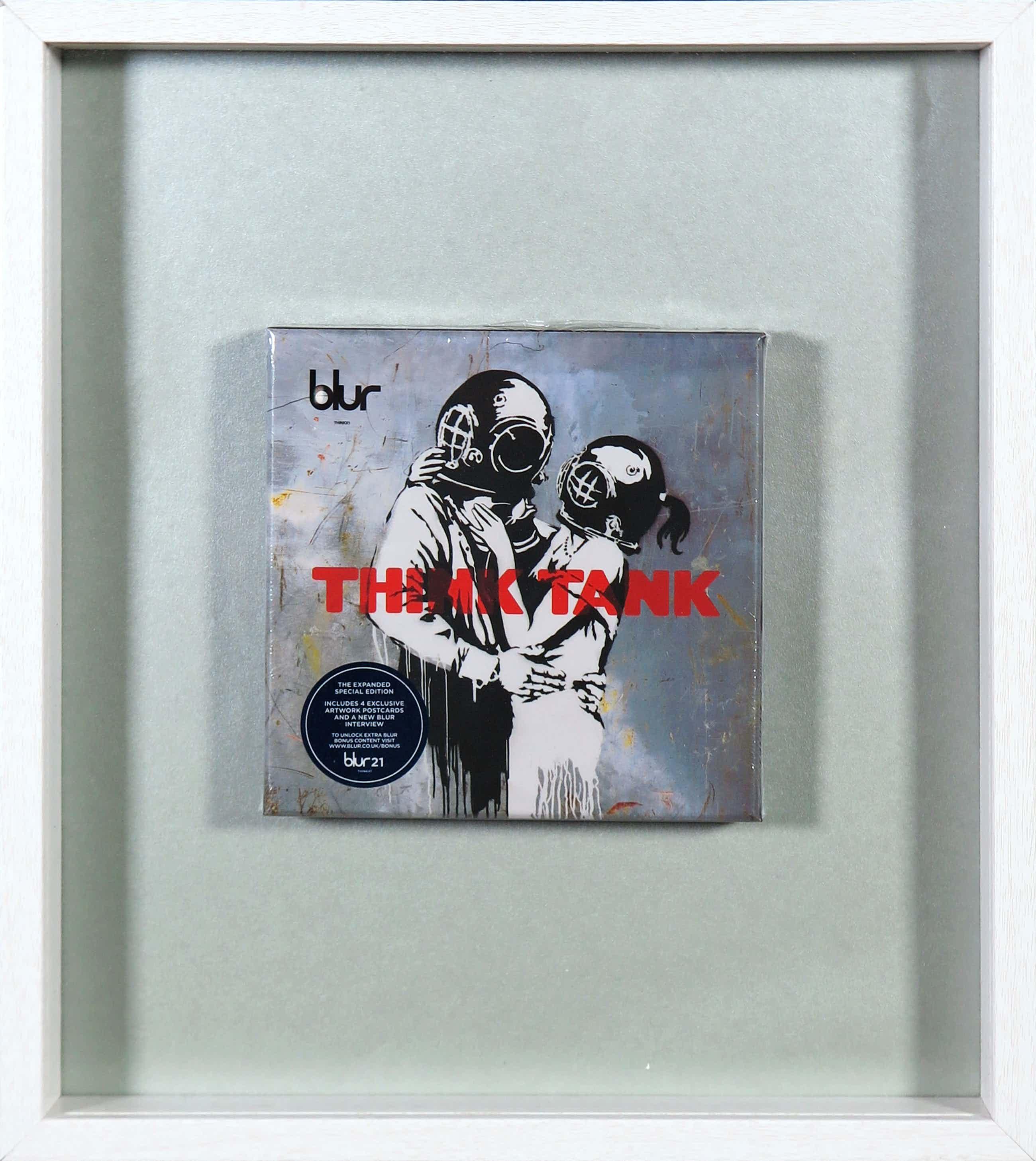 Banksy - Blur - Think Tank (CD) kopen? Bied vanaf 22!