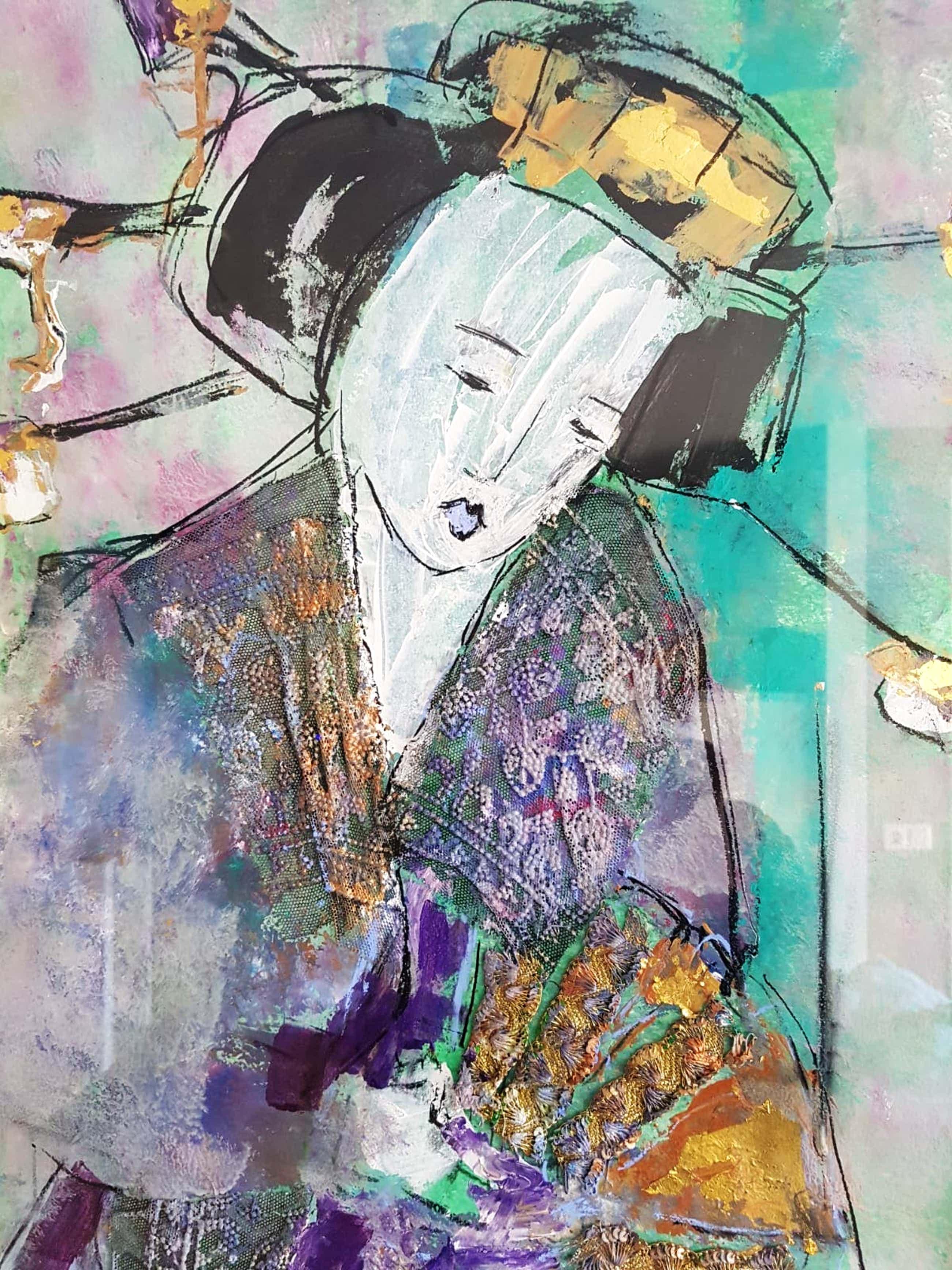 Maya Wildevuur - Geisha kopen? Bied vanaf 395!