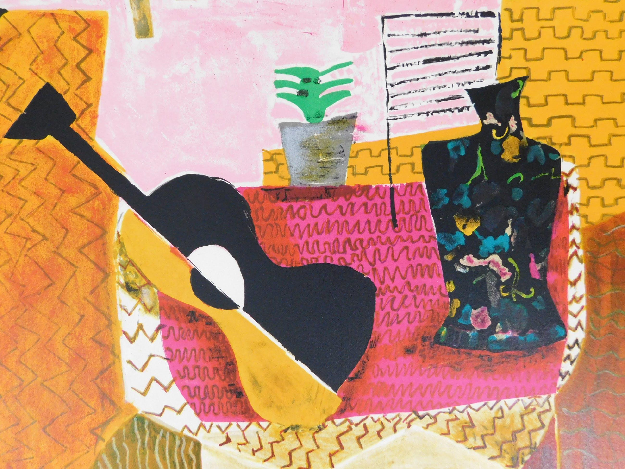Wendy Chazin - Composition with Guitar kopen? Bied vanaf 20!