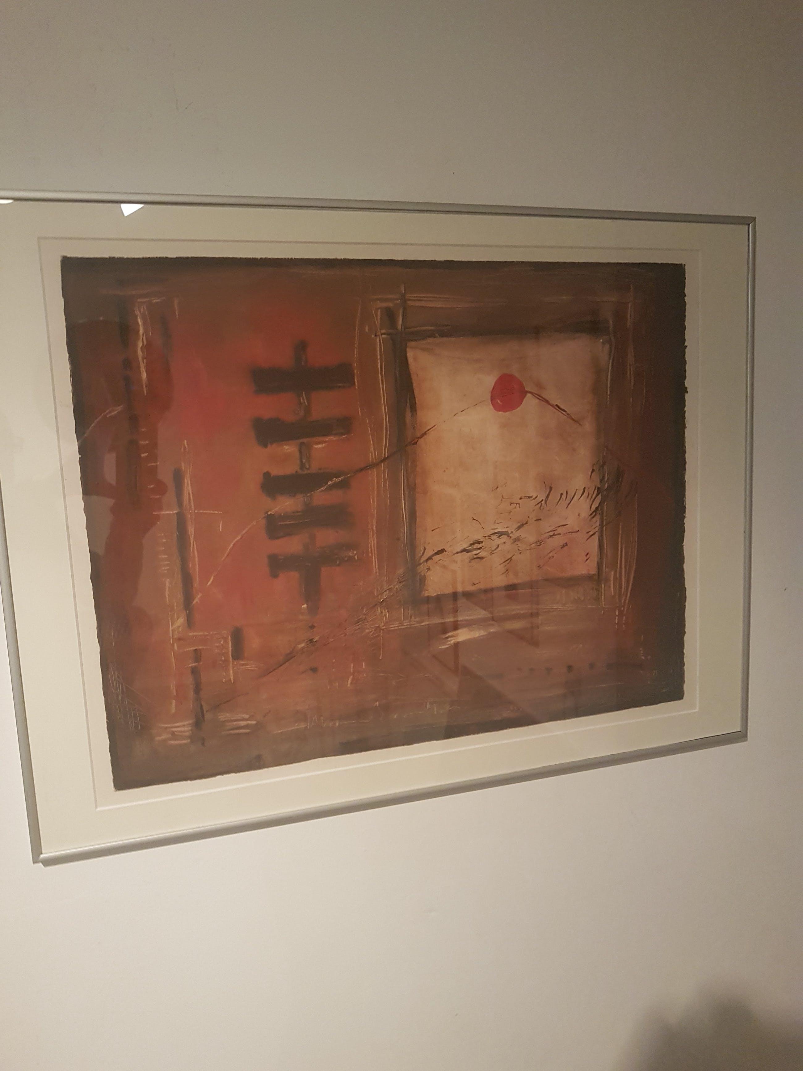 Jaap van Veen - Prachtig schilderij 40 jaar oud en puntgaaf. kopen? Bied vanaf 60!