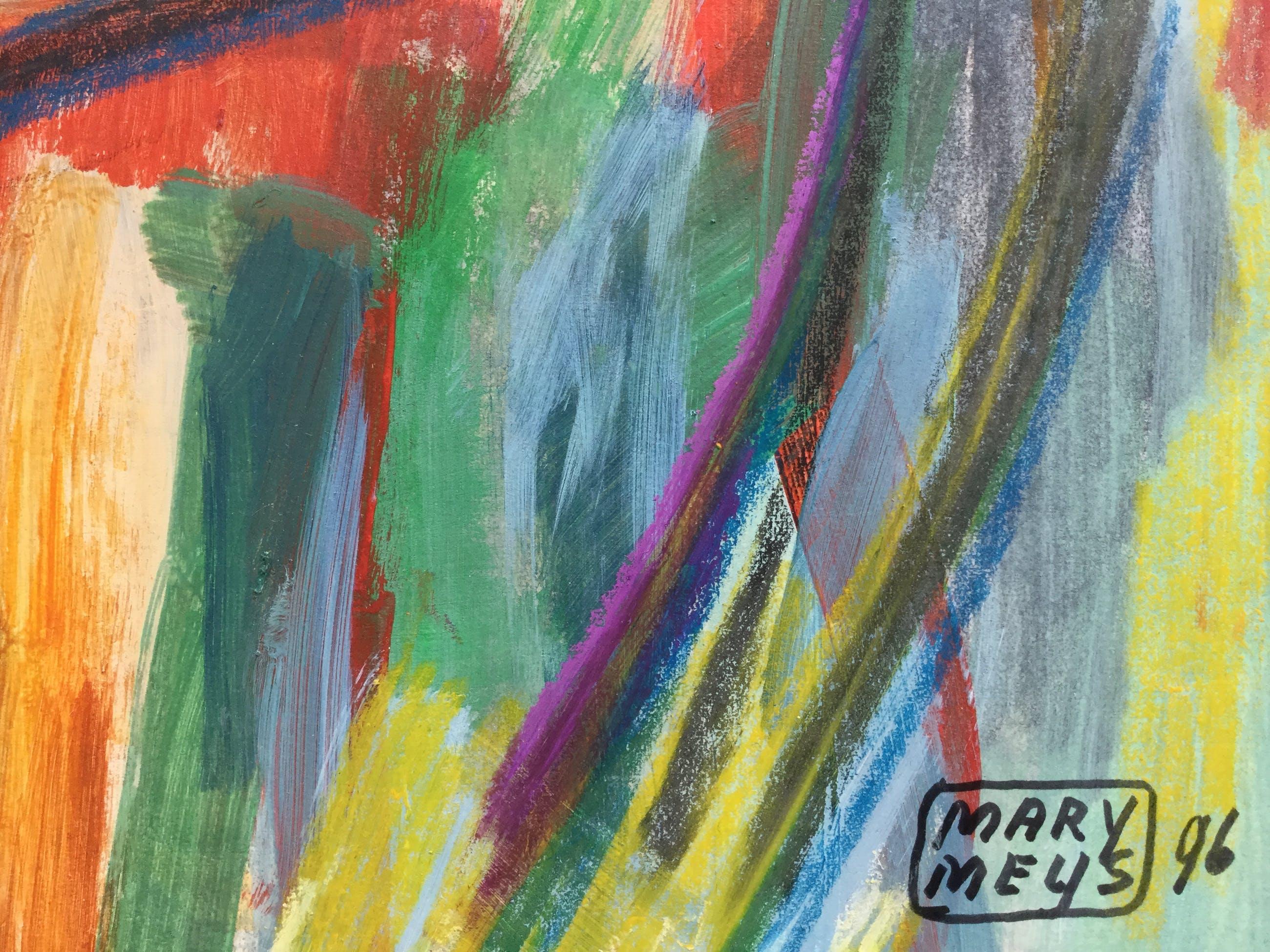 Mary Meijs - Zonder titel kopen? Bied vanaf 50!