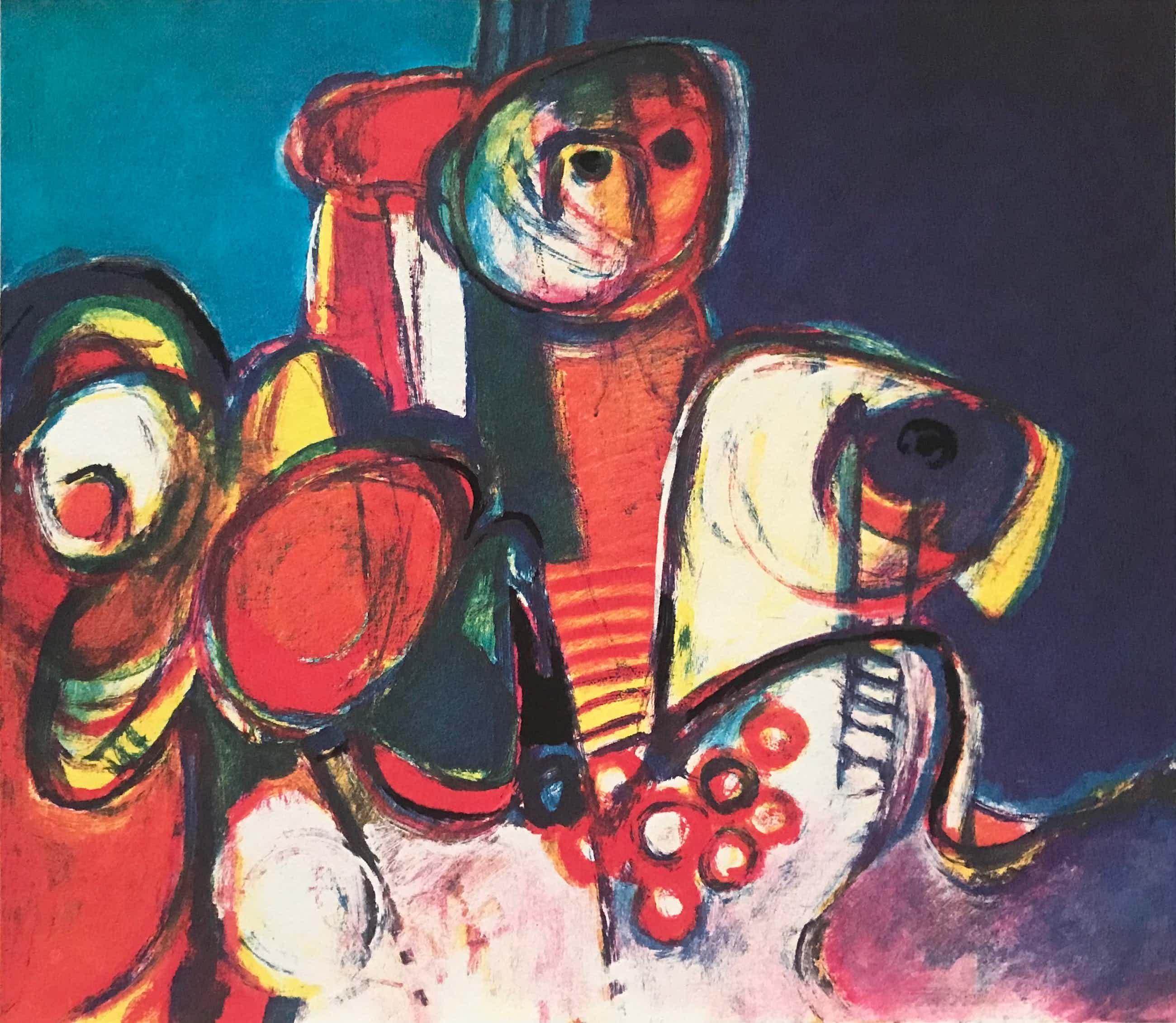 Jan Cobbaert - Gesigneerde kleurenzeefdruk - 23/125 - 1978 kopen? Bied vanaf 300!